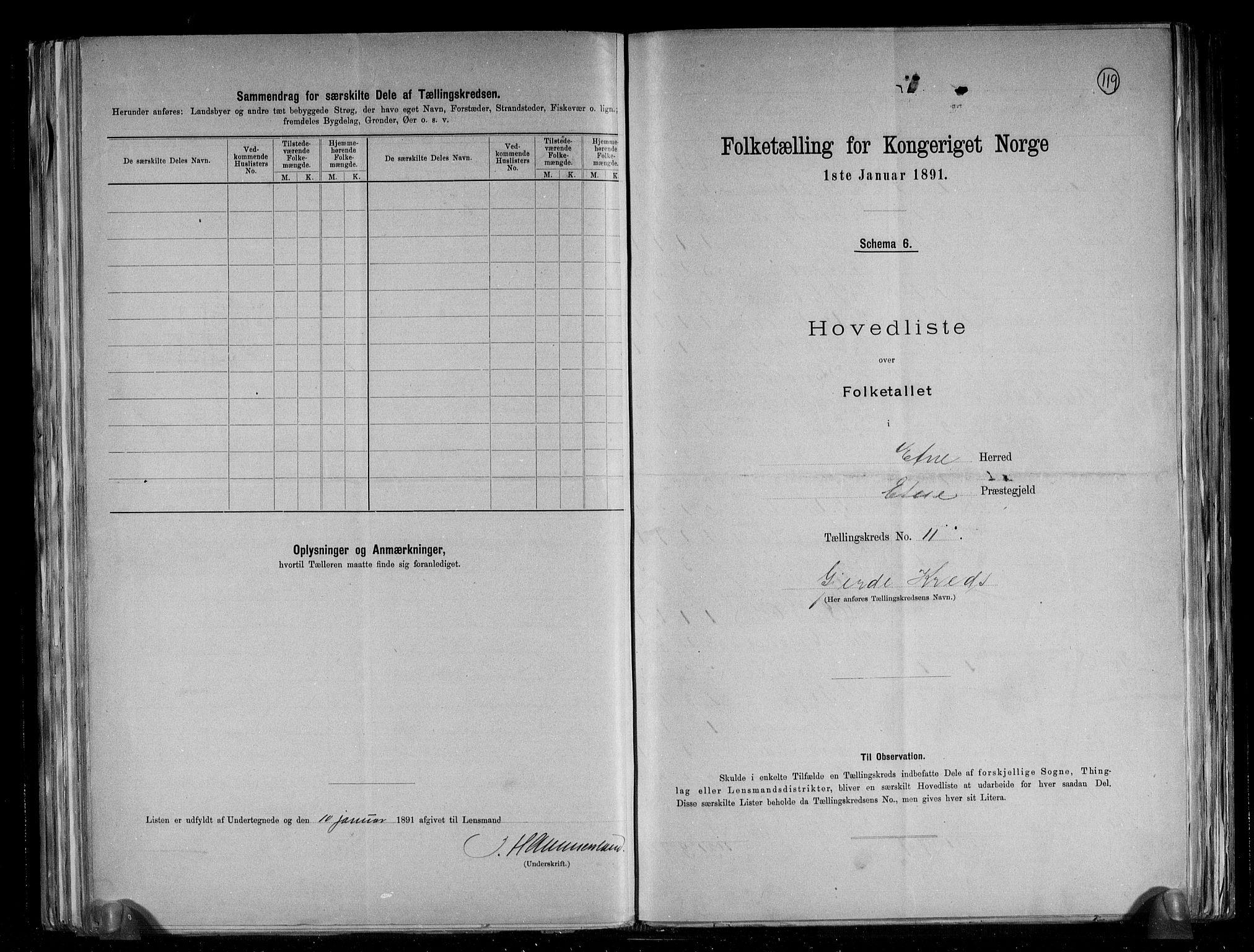 RA, Folketelling 1891 for 1211 Etne herred, 1891, s. 32