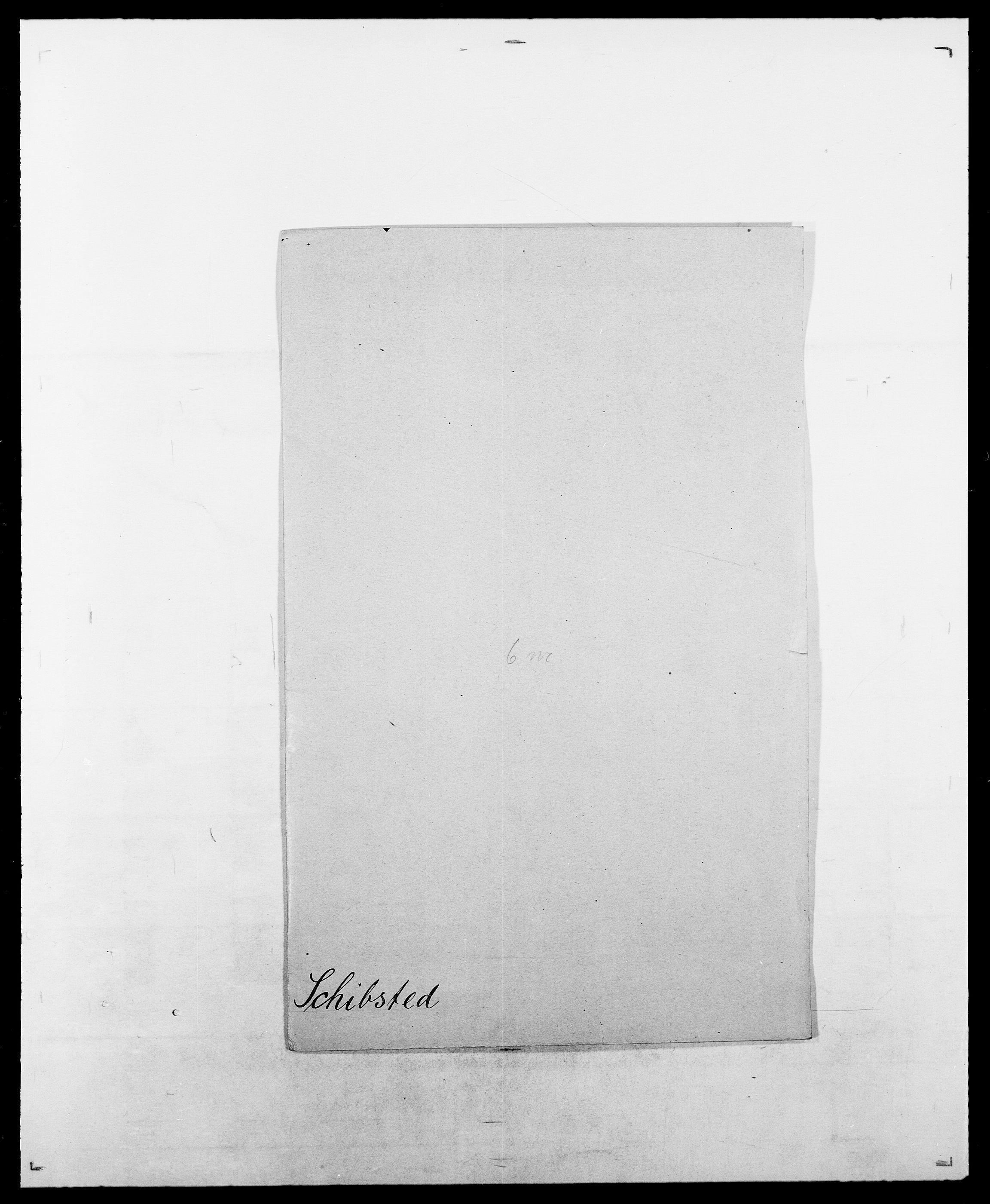 SAO, Delgobe, Charles Antoine - samling, D/Da/L0034: Saabye - Schmincke, s. 496