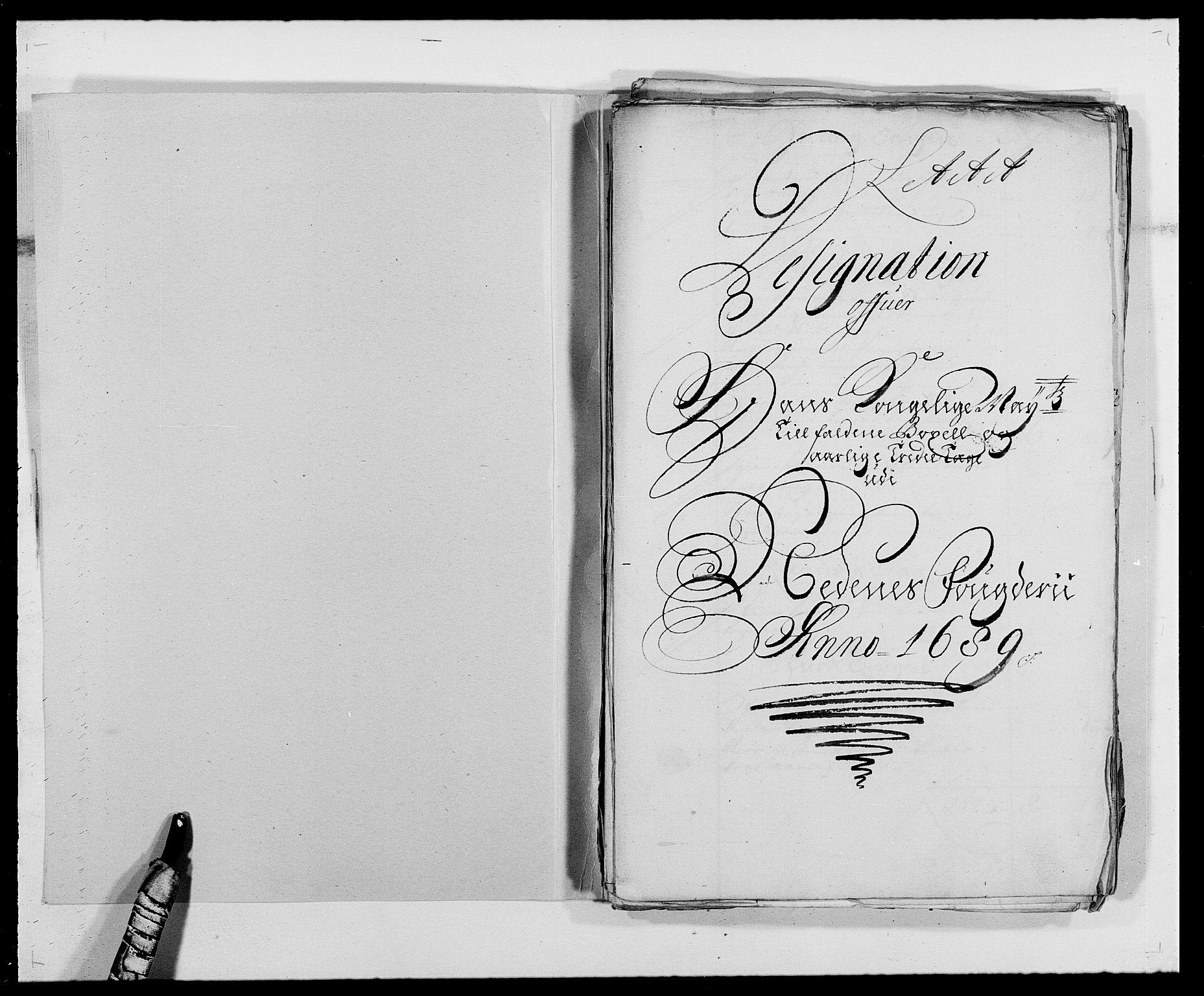RA, Rentekammeret inntil 1814, Reviderte regnskaper, Fogderegnskap, R39/L2309: Fogderegnskap Nedenes, 1684-1689, s. 283