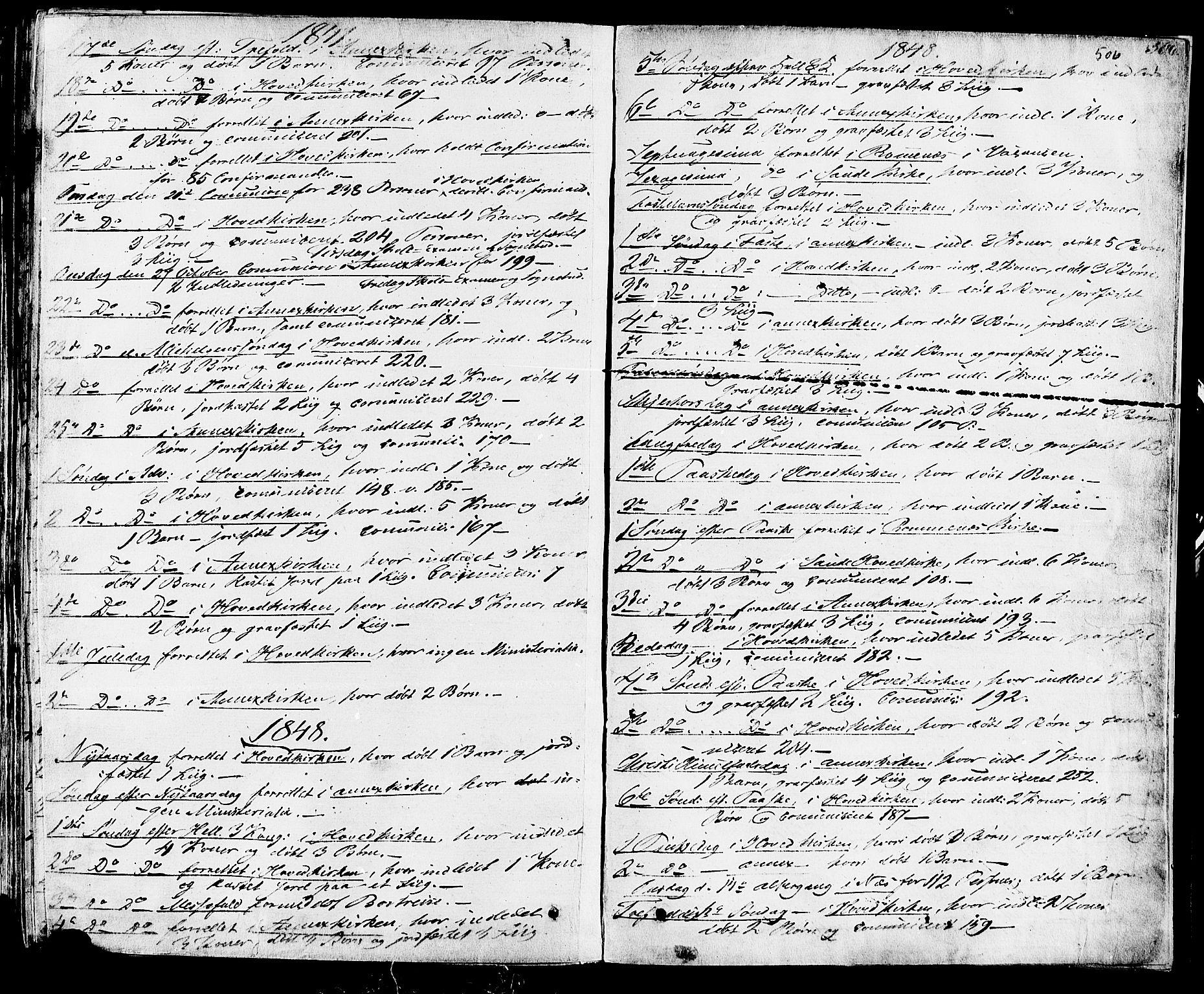 SAKO, Sauherad kirkebøker, F/Fa/L0006: Ministerialbok nr. I 6, 1827-1850, s. 506