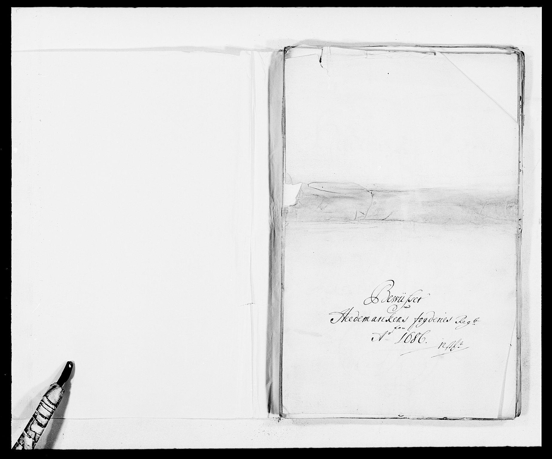 RA, Rentekammeret inntil 1814, Reviderte regnskaper, Fogderegnskap, R16/L1027: Fogderegnskap Hedmark, 1686, s. 360