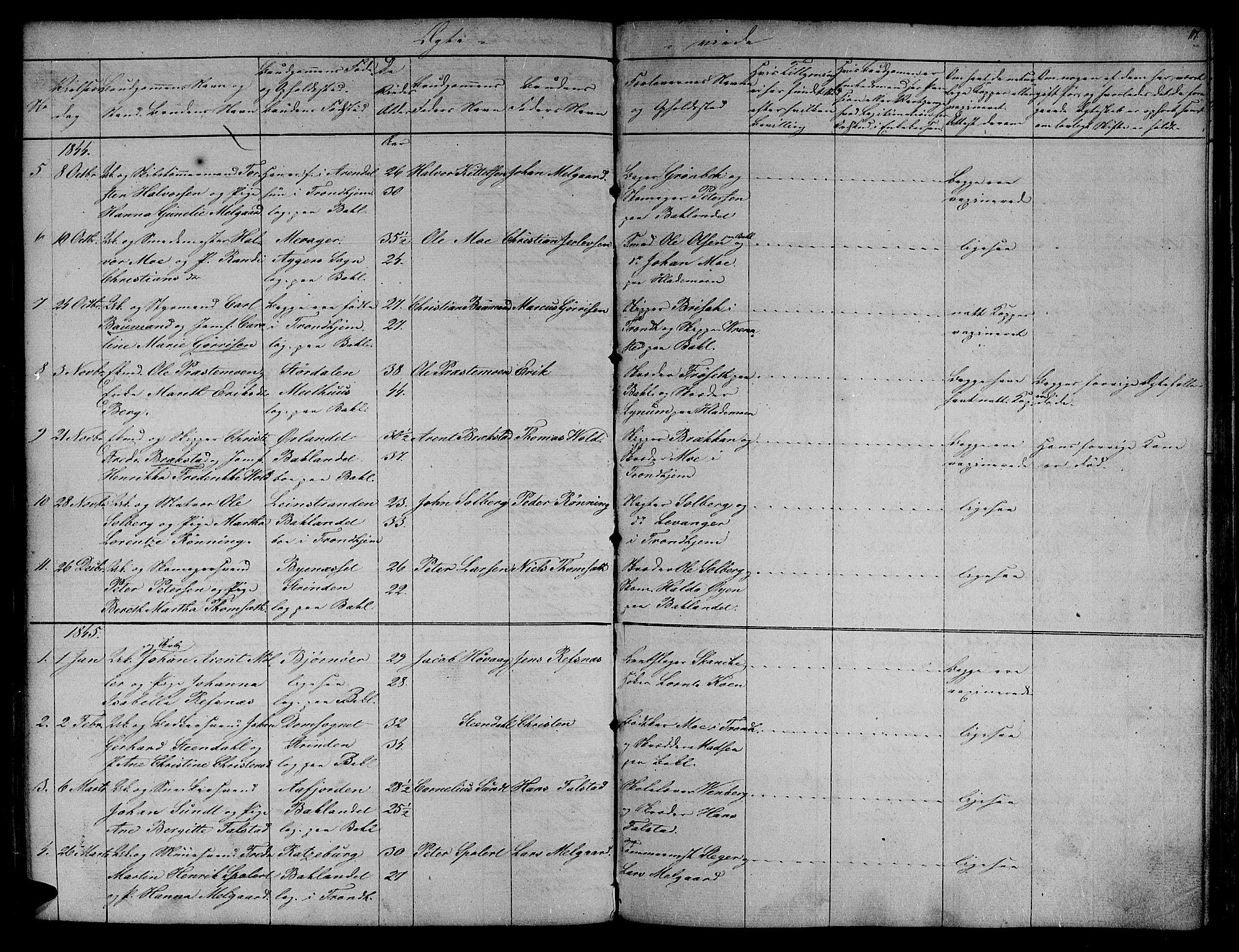 SAT, Ministerialprotokoller, klokkerbøker og fødselsregistre - Sør-Trøndelag, 604/L0182: Ministerialbok nr. 604A03, 1818-1850, s. 117