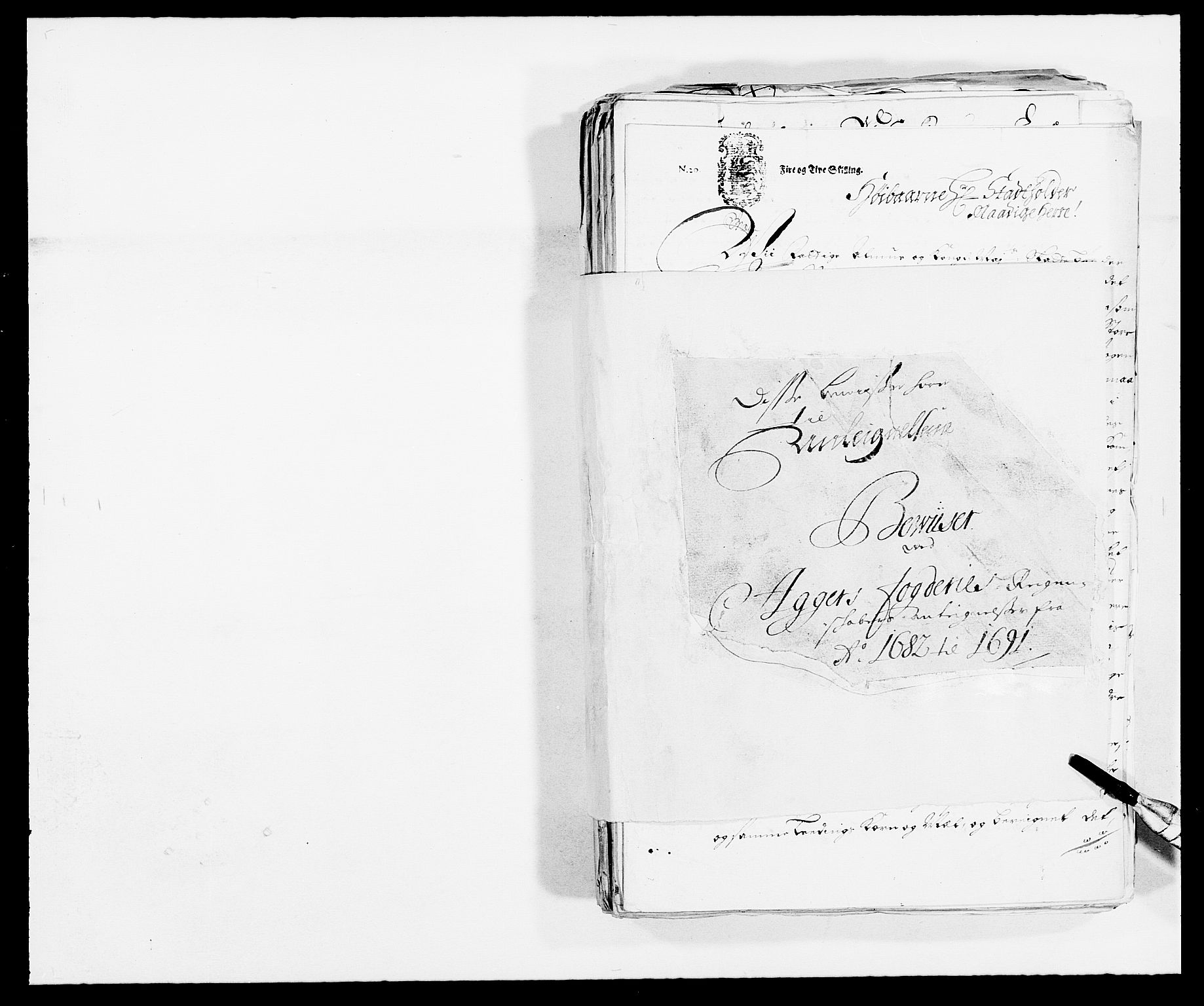 RA, Rentekammeret inntil 1814, Reviderte regnskaper, Fogderegnskap, R08/L0425: Fogderegnskap Aker, 1690-1691, s. 327