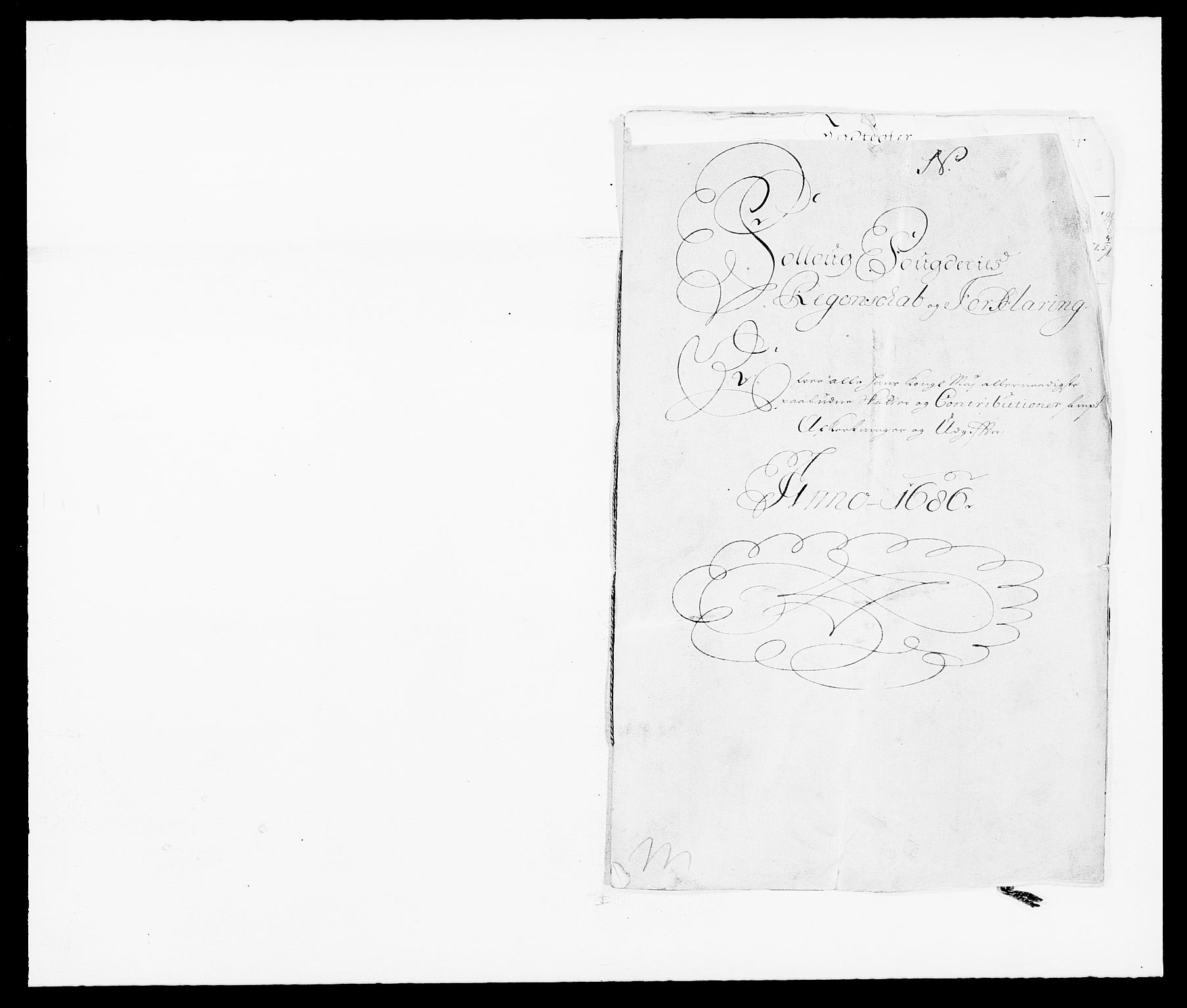 RA, Rentekammeret inntil 1814, Reviderte regnskaper, Fogderegnskap, R09/L0433: Fogderegnskap Follo, 1685-1686, s. 237