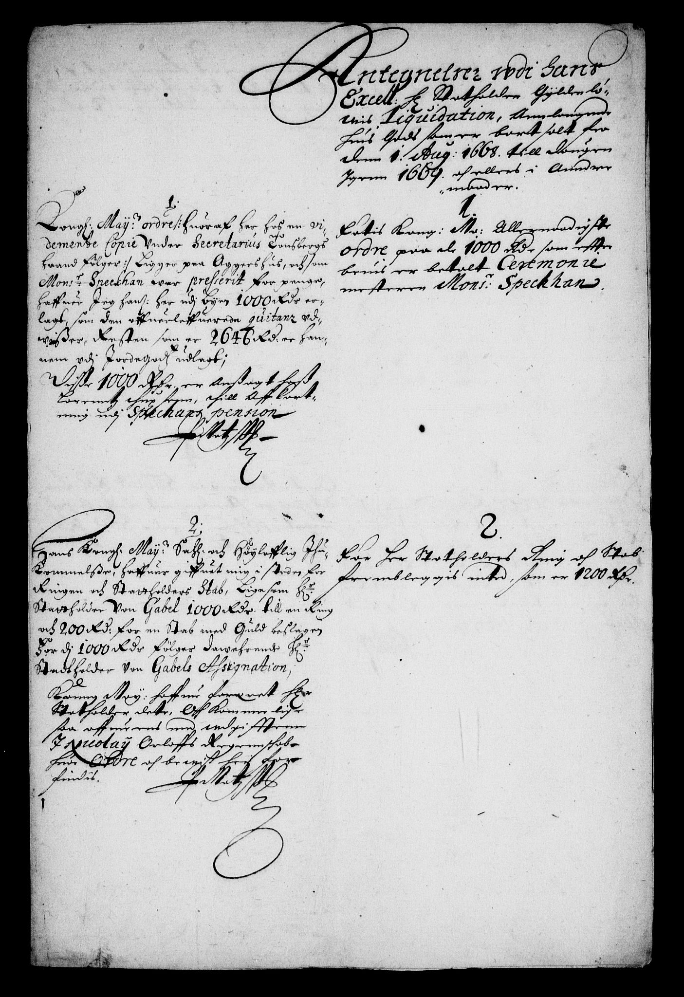 RA, Rentekammeret inntil 1814, Realistisk ordnet avdeling, On/L0010: [Jj 11]: Salg av krongods i Norge, 1661-1704, s. 456