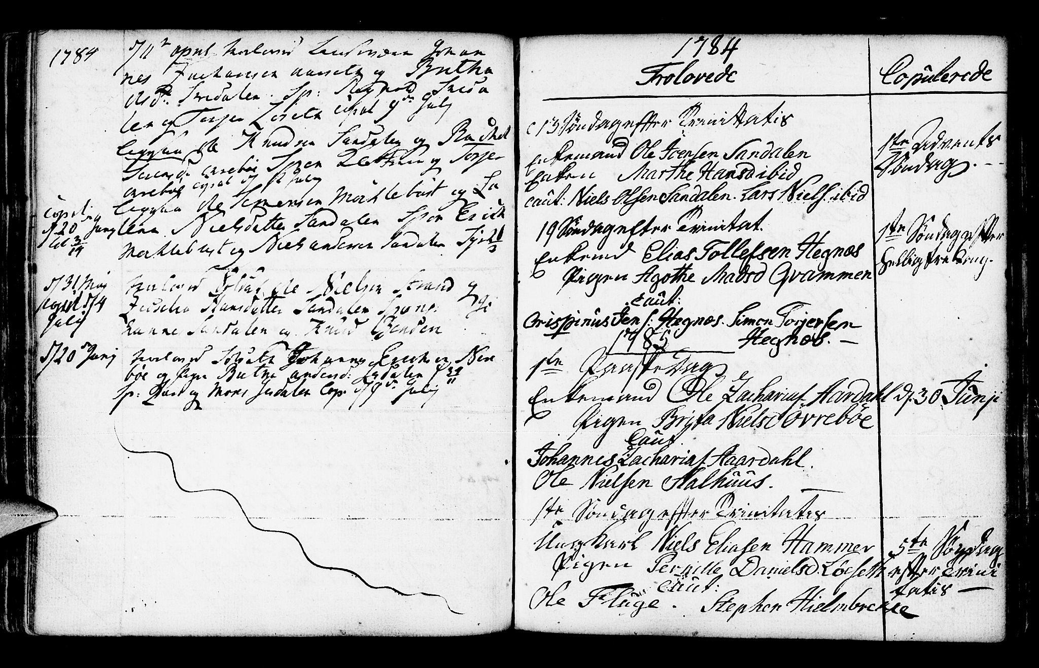 SAB, Jølster Sokneprestembete, Ministerialbok nr. A 3, 1748-1789, s. 187