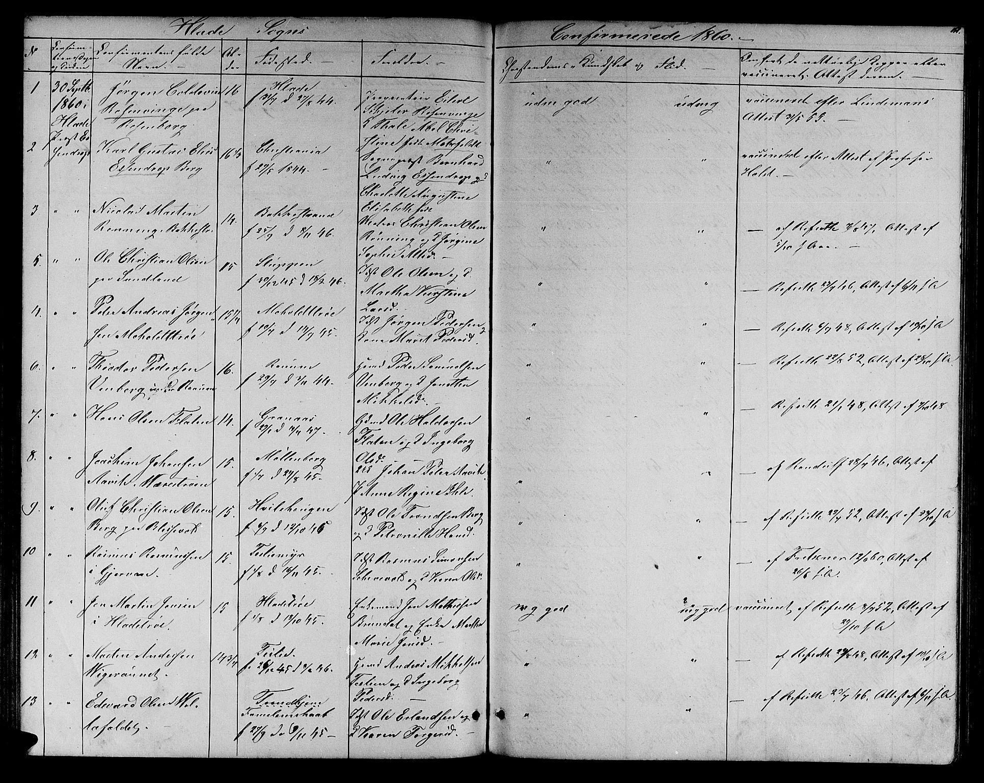 SAT, Ministerialprotokoller, klokkerbøker og fødselsregistre - Sør-Trøndelag, 606/L0311: Klokkerbok nr. 606C07, 1860-1877, s. 151