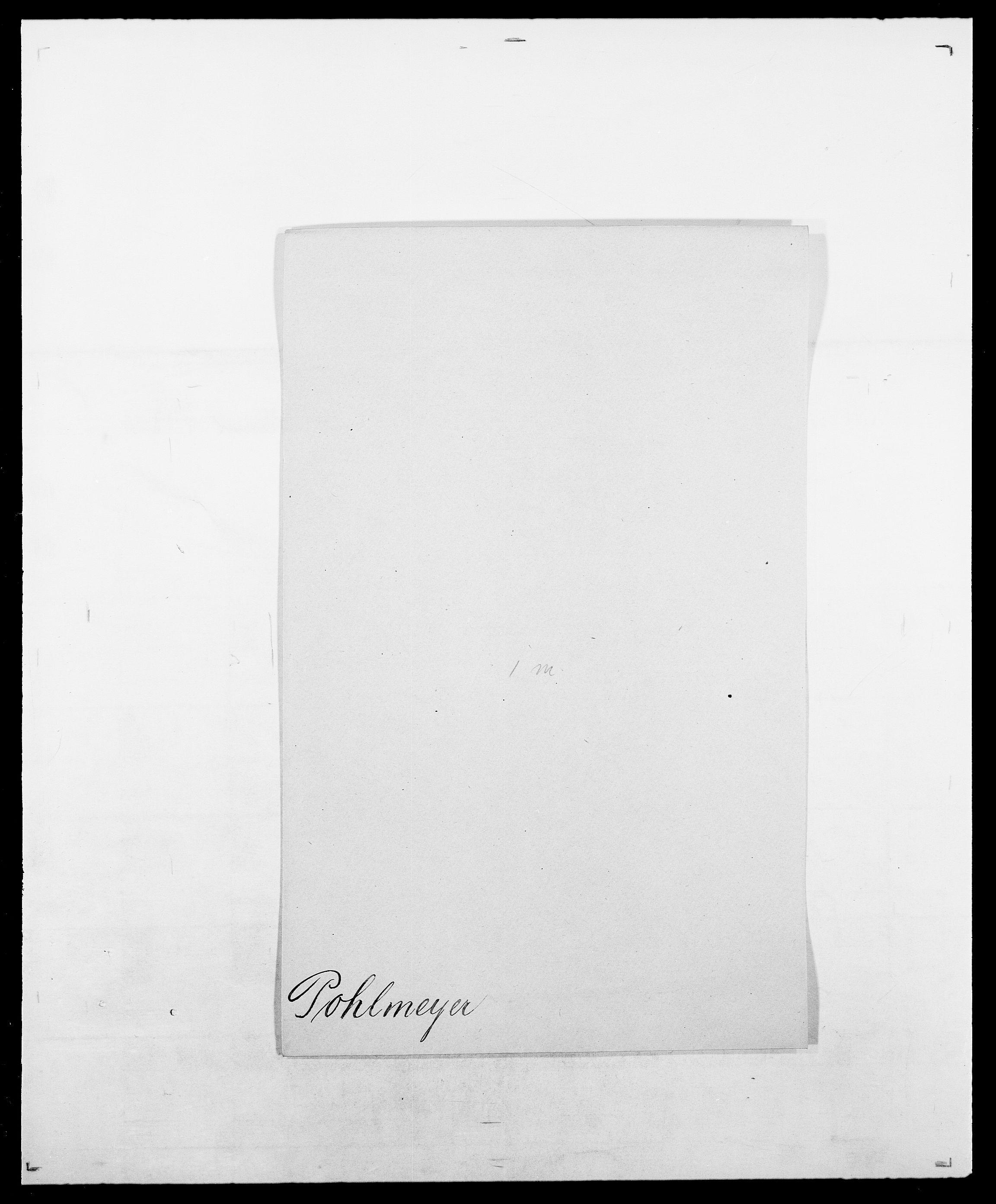 SAO, Delgobe, Charles Antoine - samling, D/Da/L0031: de Place - Raaum, s. 192