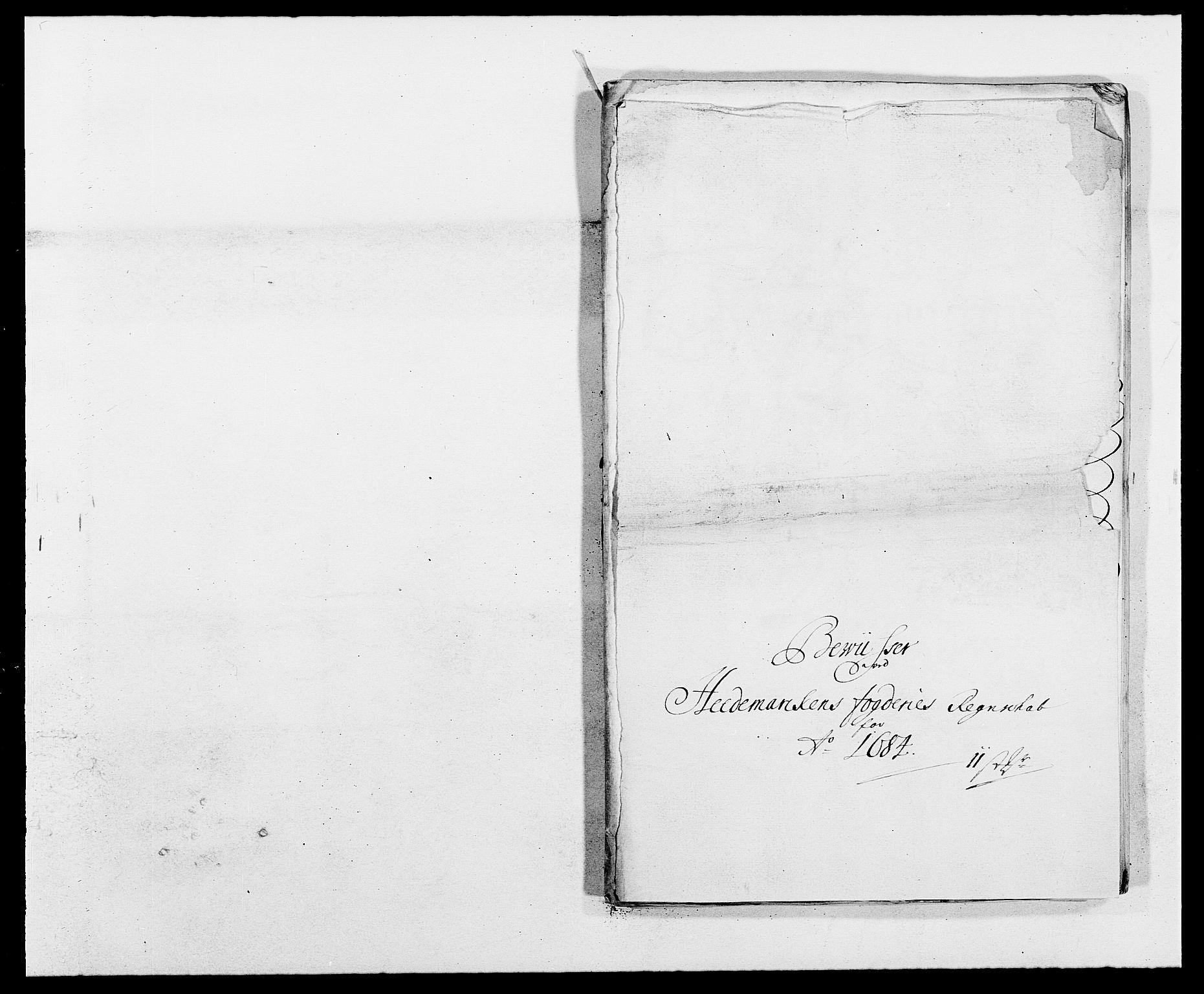 RA, Rentekammeret inntil 1814, Reviderte regnskaper, Fogderegnskap, R16/L1025: Fogderegnskap Hedmark, 1684, s. 345