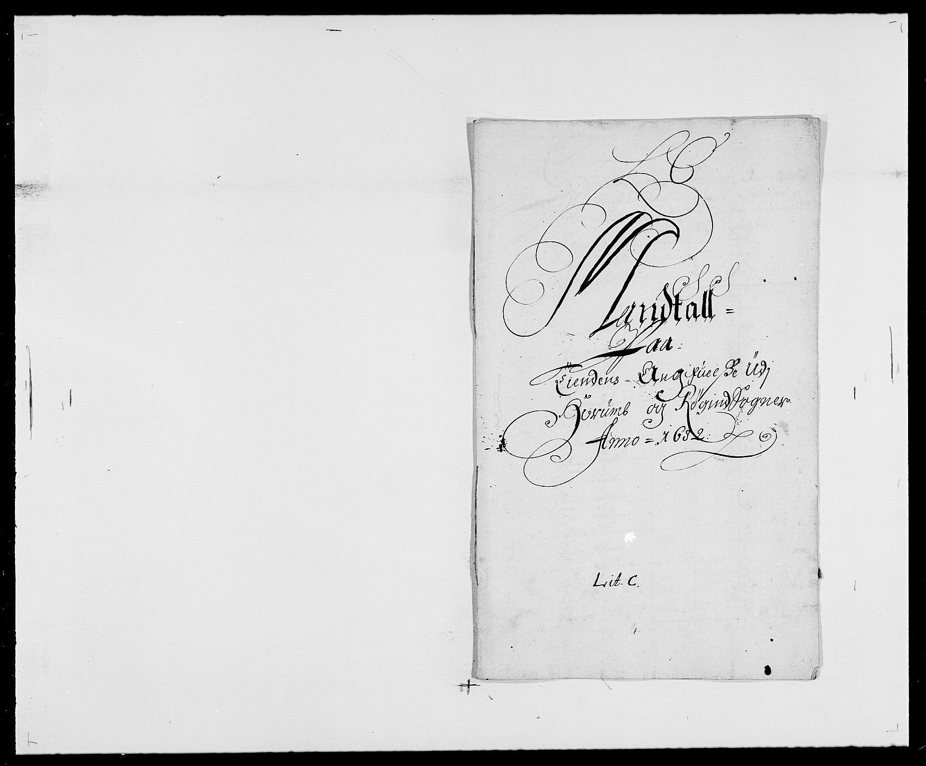 RA, Rentekammeret inntil 1814, Reviderte regnskaper, Fogderegnskap, R29/L1692: Fogderegnskap Hurum og Røyken, 1682-1687, s. 45