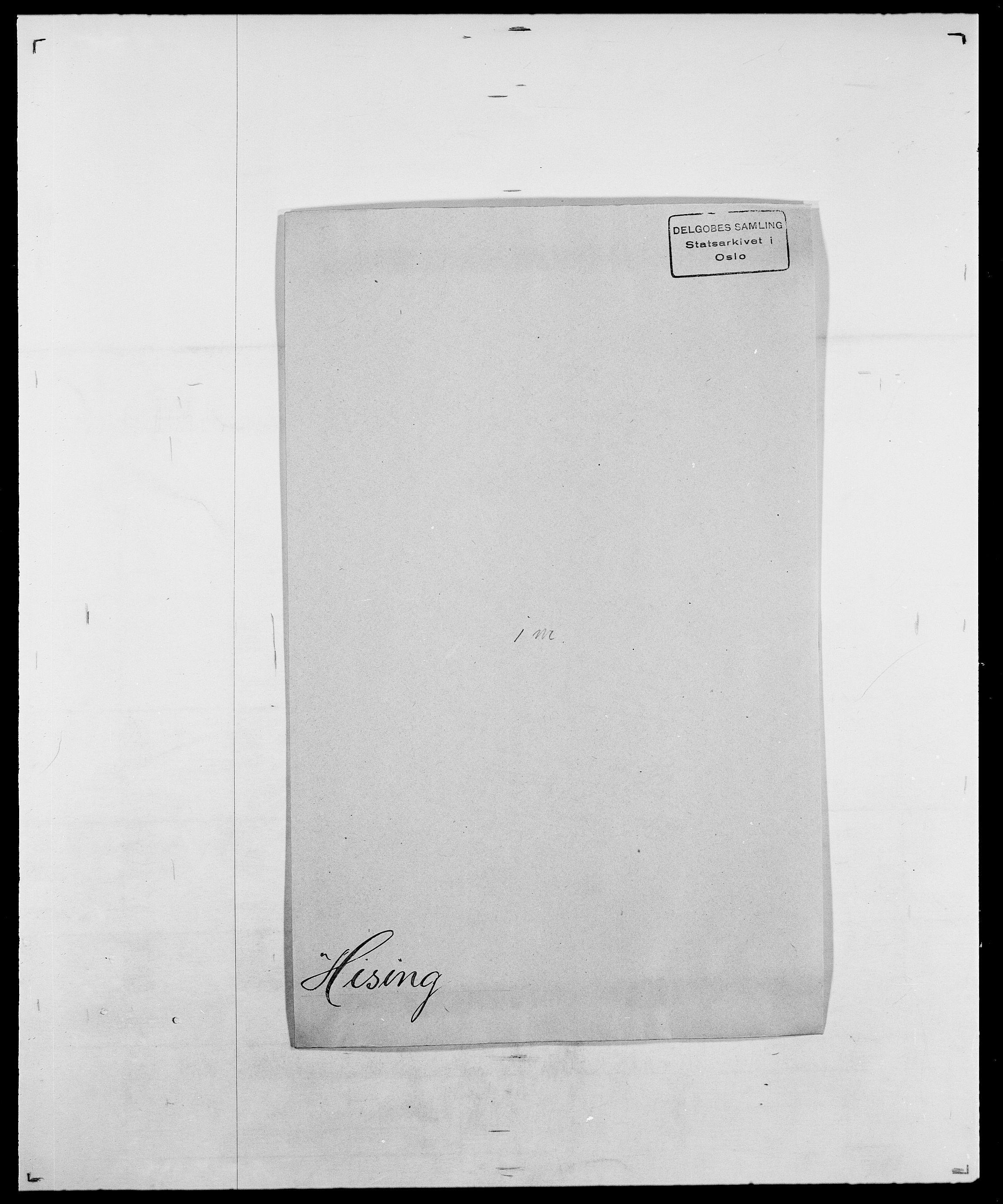 SAO, Delgobe, Charles Antoine - samling, D/Da/L0017: Helander - Hjørne, s. 528