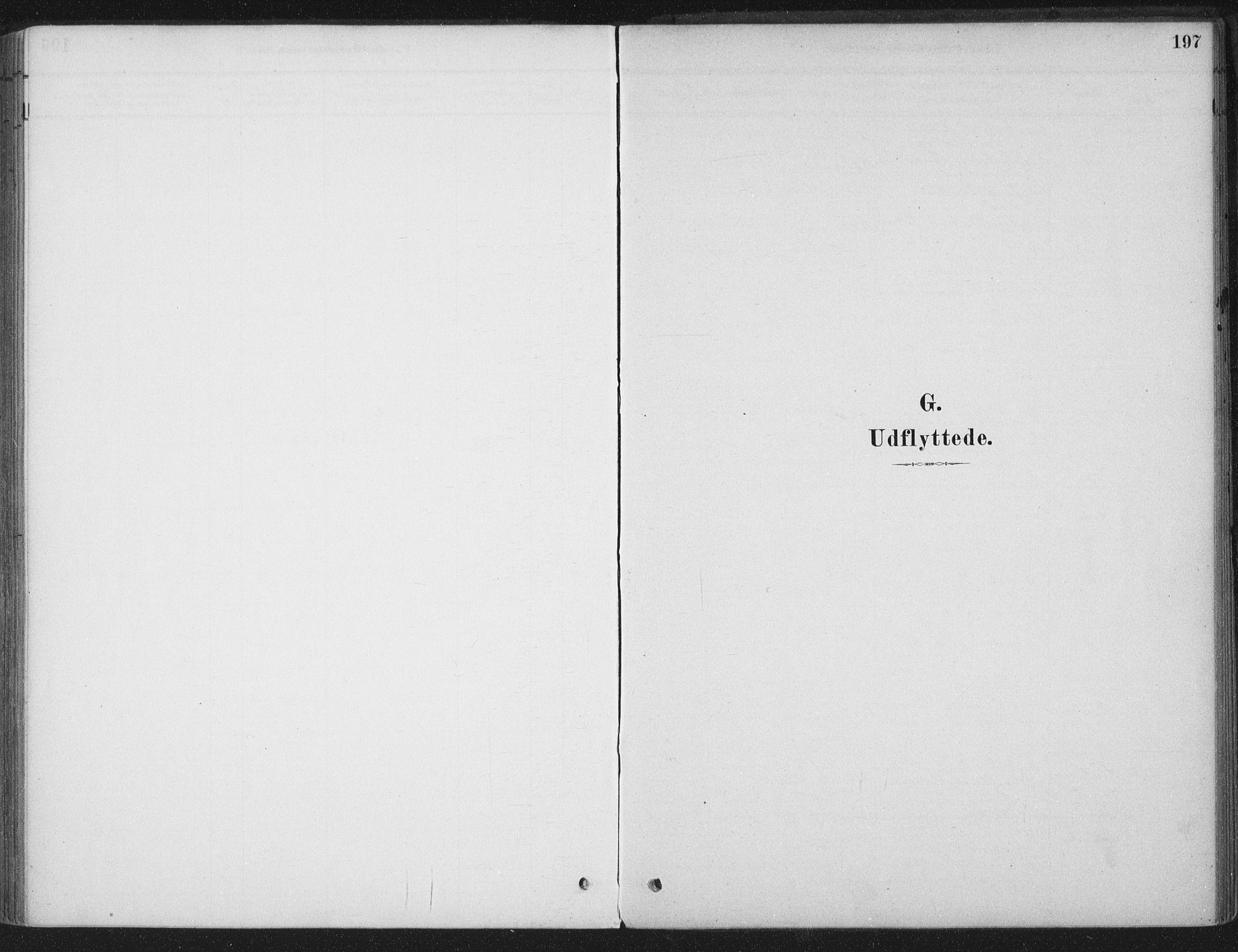 SAT, Ministerialprotokoller, klokkerbøker og fødselsregistre - Sør-Trøndelag, 662/L0755: Ministerialbok nr. 662A01, 1879-1905, s. 197