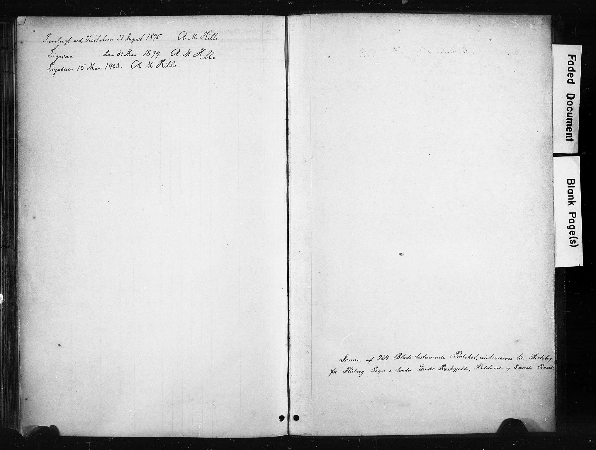 SAH, Søndre Land prestekontor, K/L0004: Ministerialbok nr. 4, 1895-1904, s. 231