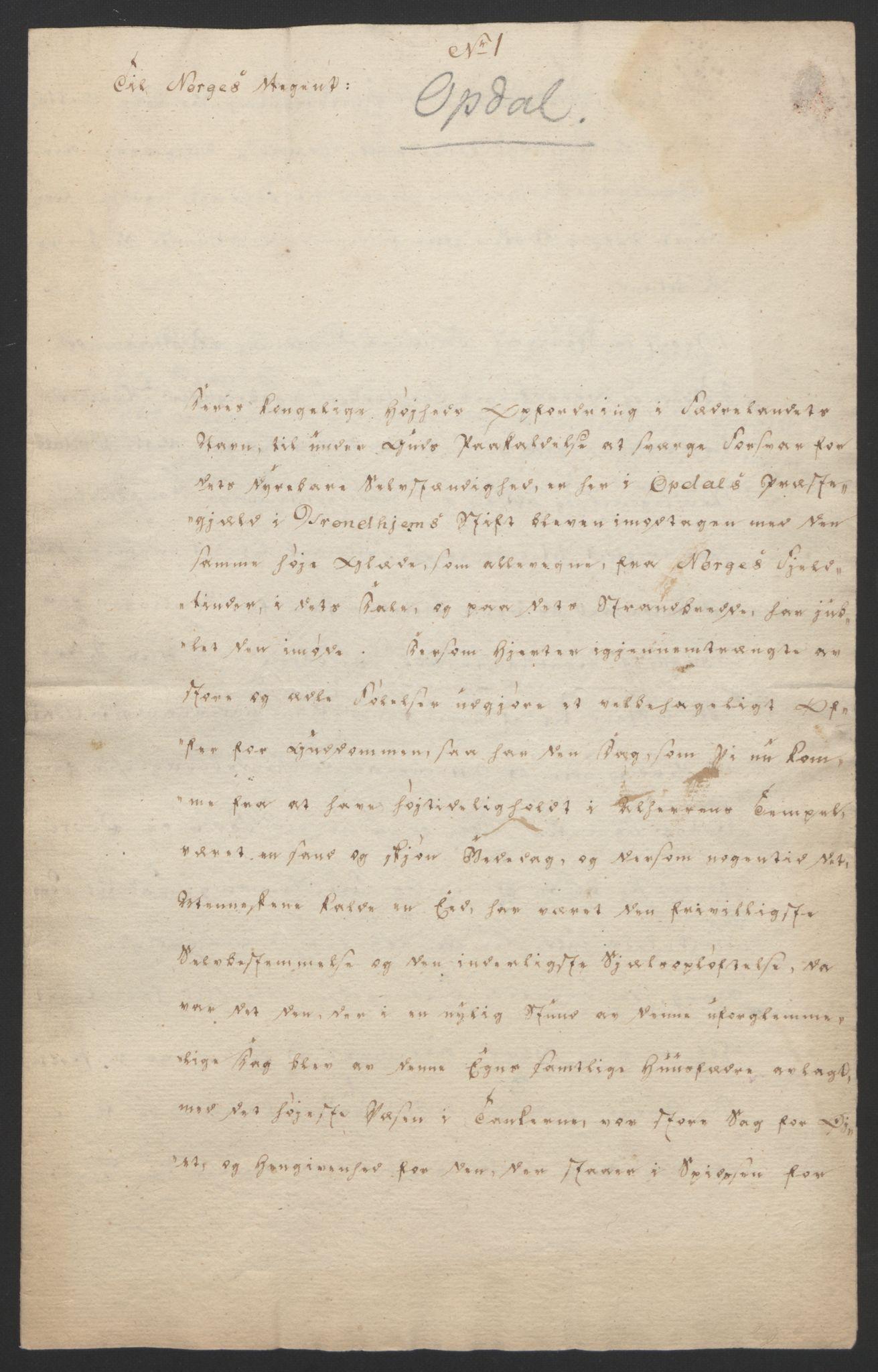 RA, Statsrådssekretariatet, D/Db/L0008: Fullmakter for Eidsvollsrepresentantene i 1814. , 1814, s. 446