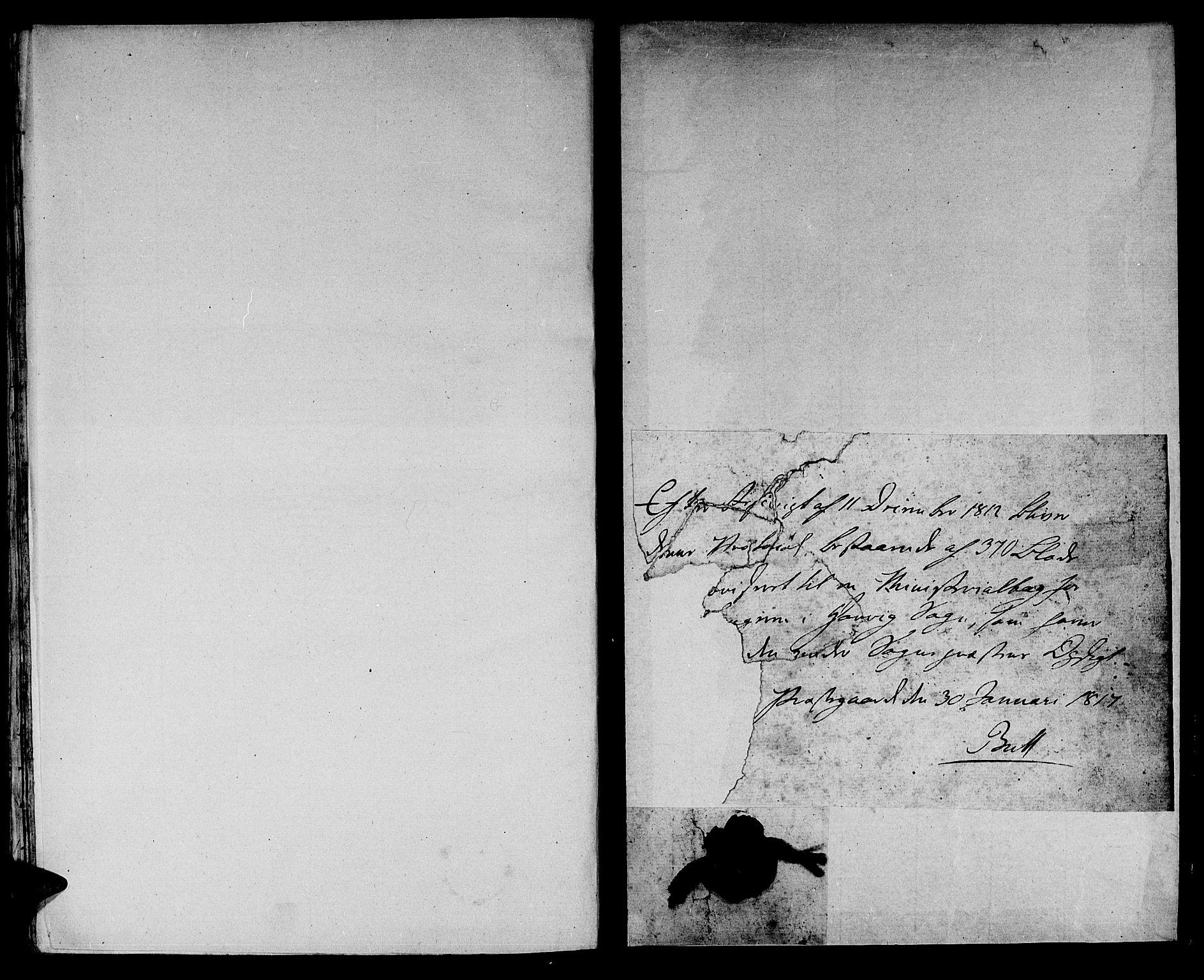 SAT, Ministerialprotokoller, klokkerbøker og fødselsregistre - Sør-Trøndelag, 692/L1108: Klokkerbok nr. 692C03, 1816-1833
