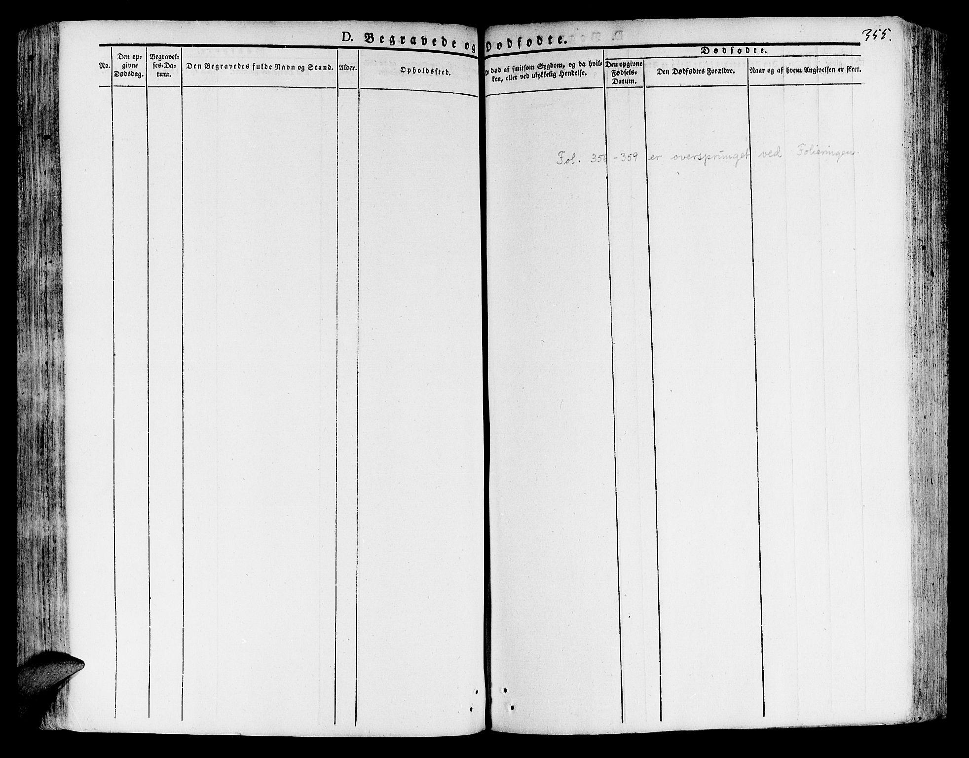 SAT, Ministerialprotokoller, klokkerbøker og fødselsregistre - Nord-Trøndelag, 717/L0152: Ministerialbok nr. 717A05 /1, 1825-1836, s. 355