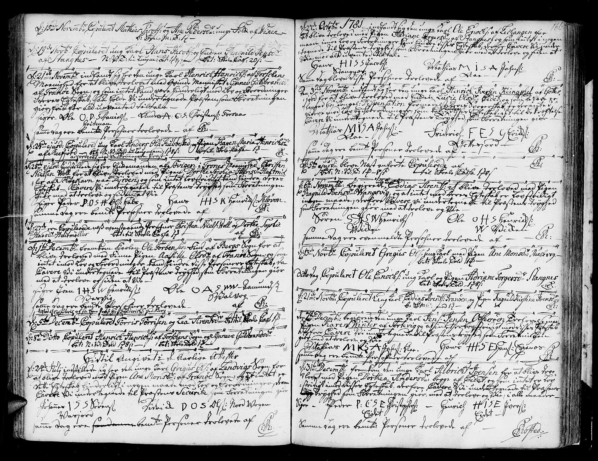 SATØ, Tranøy sokneprestkontor, I/Ia/Iaa/L0002kirke: Ministerialbok nr. 2, 1773-1806, s. 166