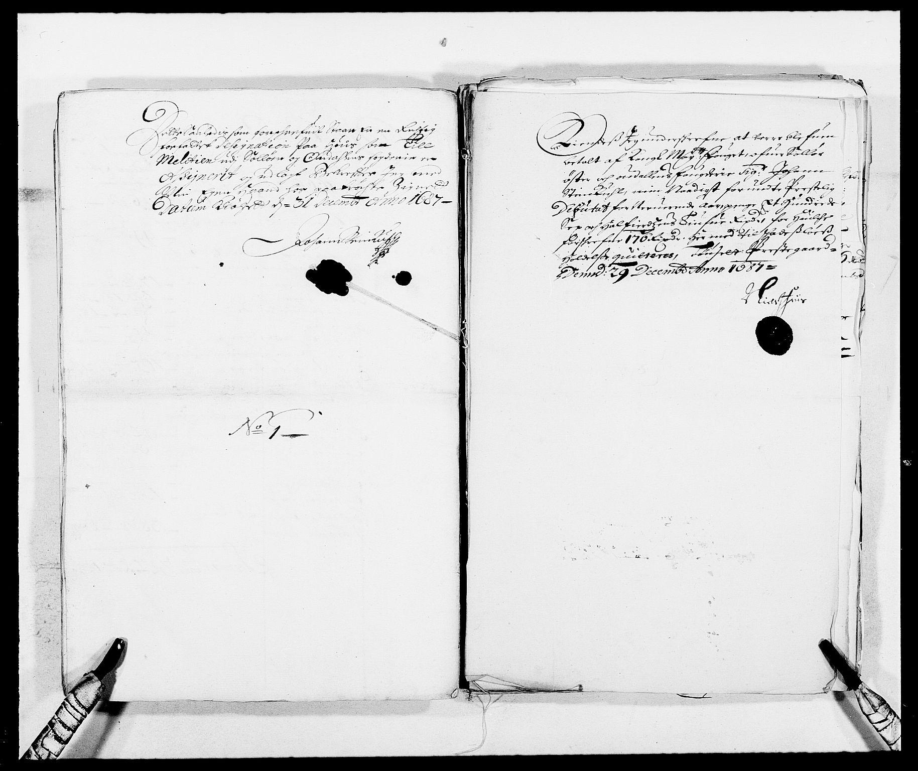 RA, Rentekammeret inntil 1814, Reviderte regnskaper, Fogderegnskap, R13/L0824: Fogderegnskap Solør, Odal og Østerdal, 1687, s. 257
