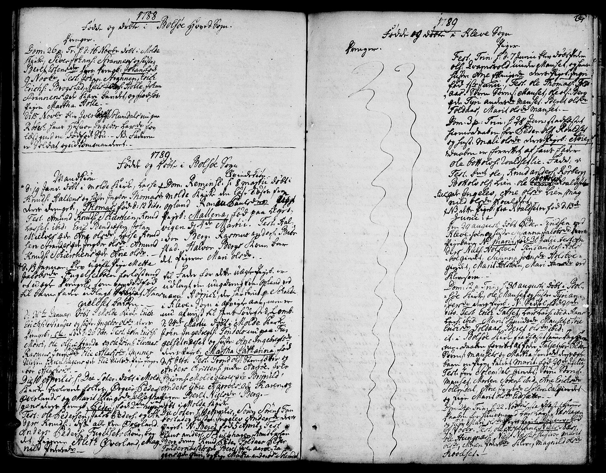 SAT, Ministerialprotokoller, klokkerbøker og fødselsregistre - Møre og Romsdal, 555/L0648: Ministerialbok nr. 555A01, 1759-1793, s. 64