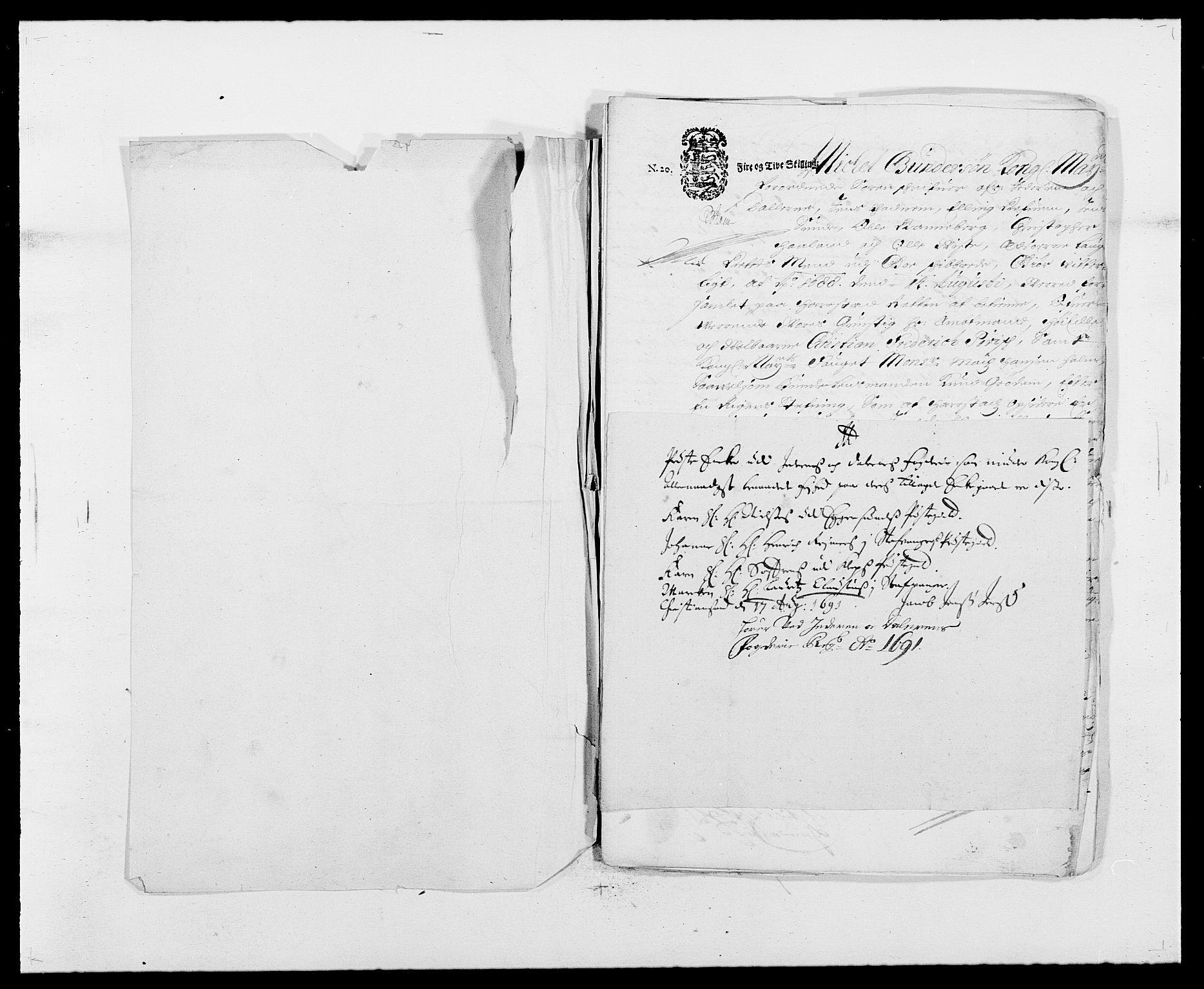 RA, Rentekammeret inntil 1814, Reviderte regnskaper, Fogderegnskap, R46/L2727: Fogderegnskap Jæren og Dalane, 1690-1693, s. 129