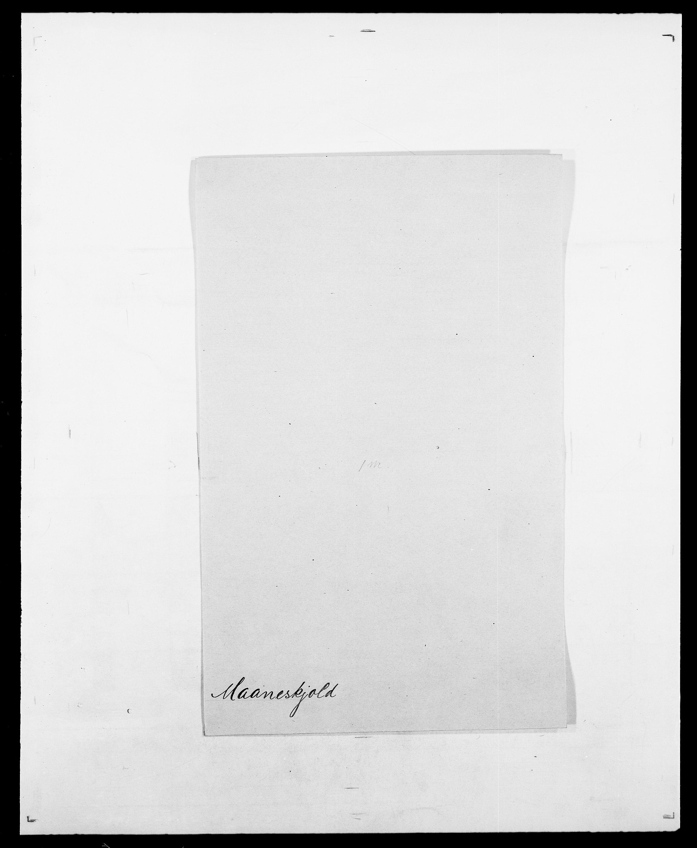 SAO, Delgobe, Charles Antoine - samling, D/Da/L0025: Løberg - Mazar, s. 158