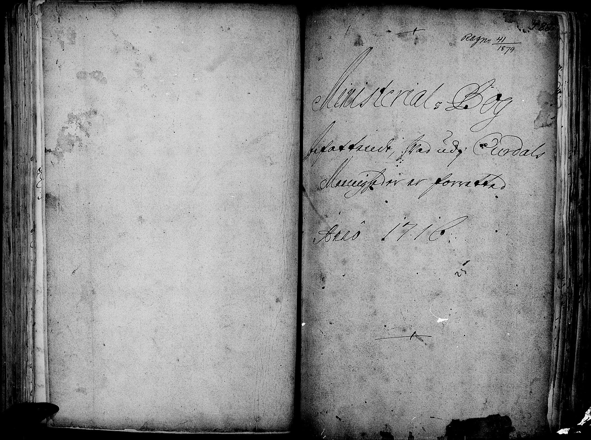 SAH, Aurdal prestekontor, Ministerialbok nr. 1-3, 1692-1730, s. 485