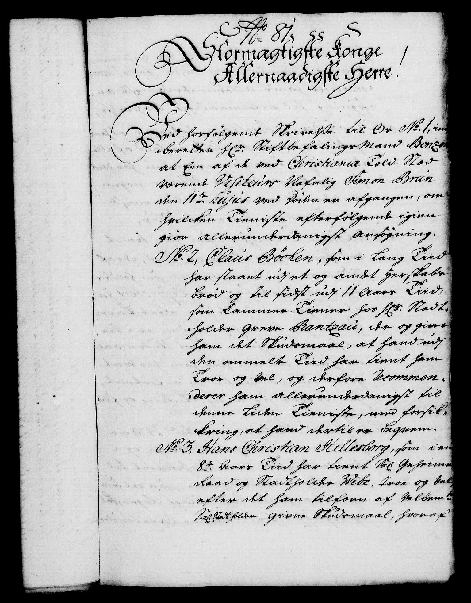RA, Rentekammeret, Kammerkanselliet, G/Gf/Gfa/L0020: Norsk relasjons- og resolusjonsprotokoll (merket RK 52.20), 1737, s. 610