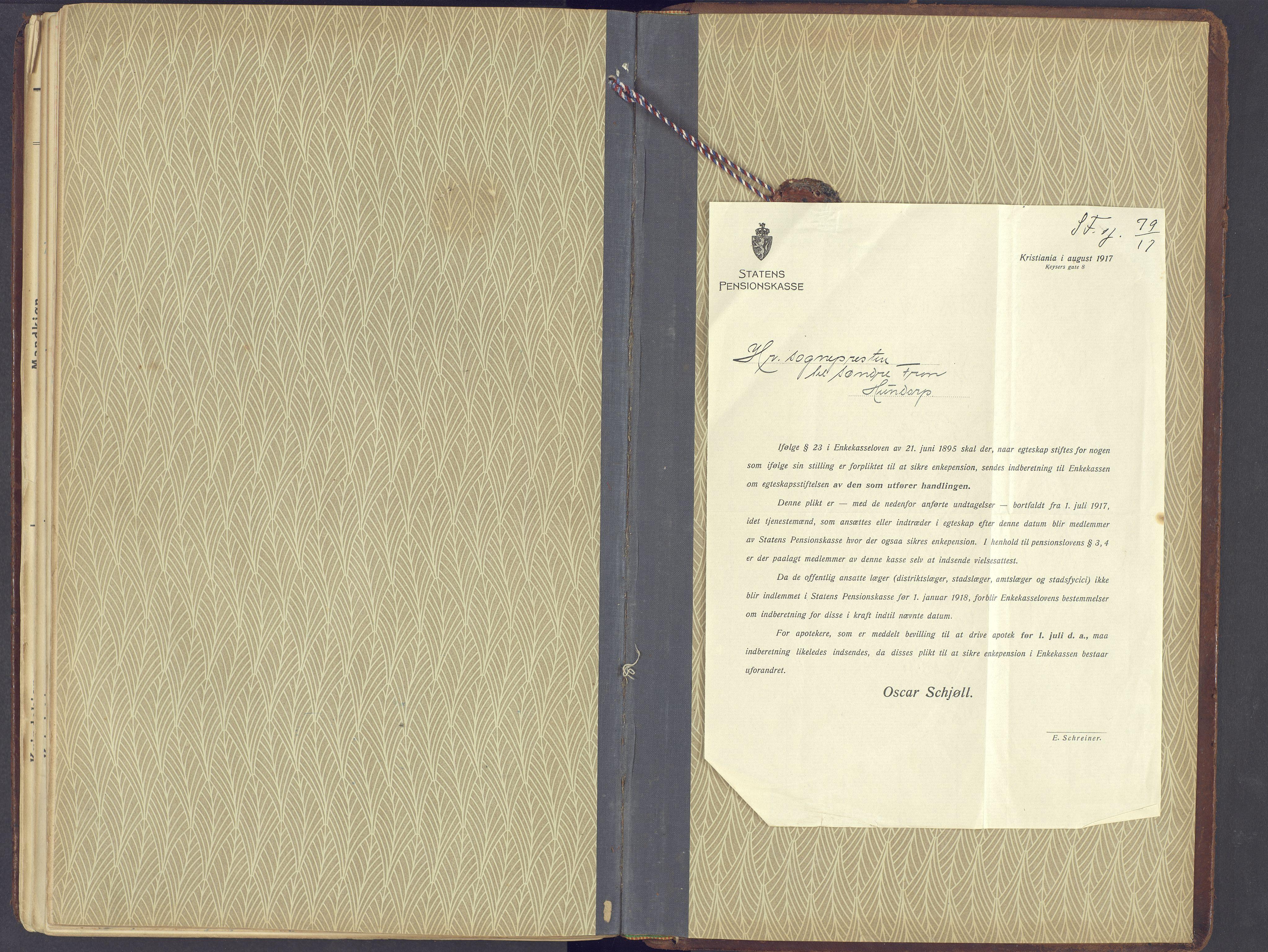 SAH, Sør-Fron prestekontor, H/Ha/Haa/L0005: Ministerialbok nr. 5, 1920-1933