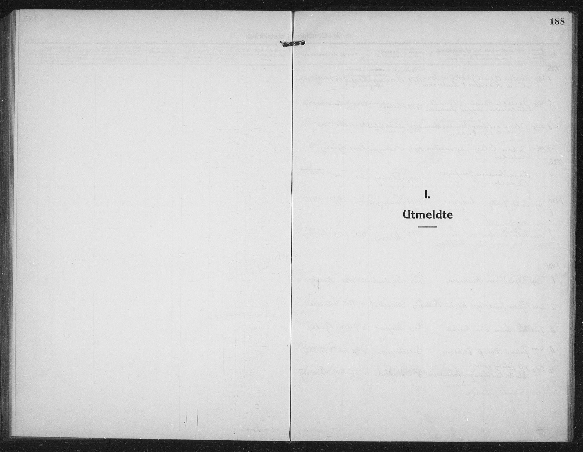 SATØ, Sand/Bjarkøy sokneprestkontor, I/Ia/Iab/L0005klokker: Klokkerbok nr. 5, 1919-1937, s. 188