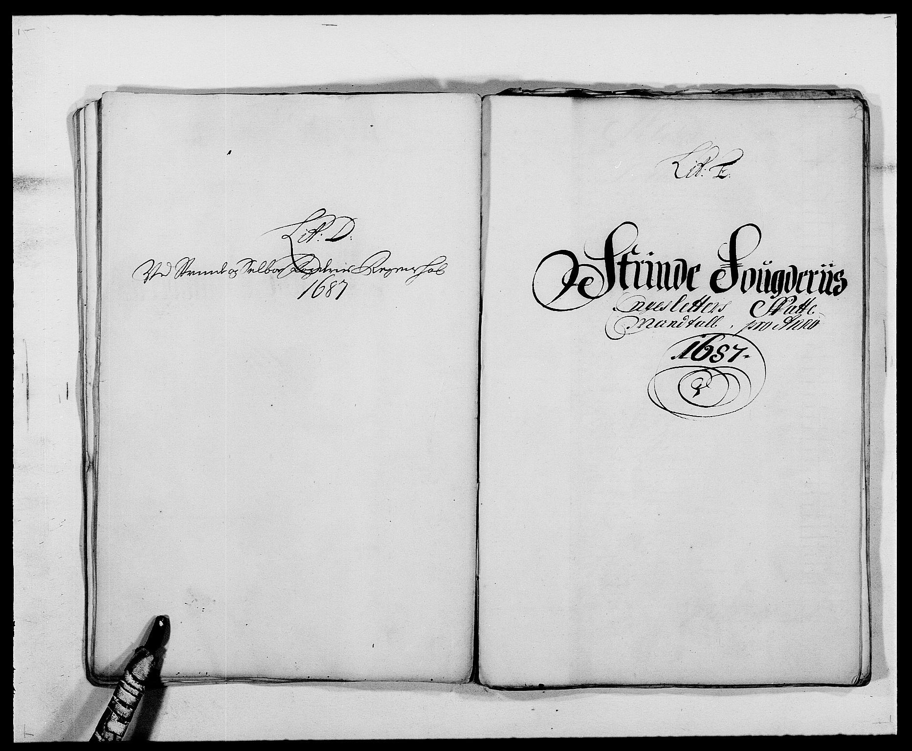 RA, Rentekammeret inntil 1814, Reviderte regnskaper, Fogderegnskap, R61/L4101: Fogderegnskap Strinda og Selbu, 1687-1688, s. 60