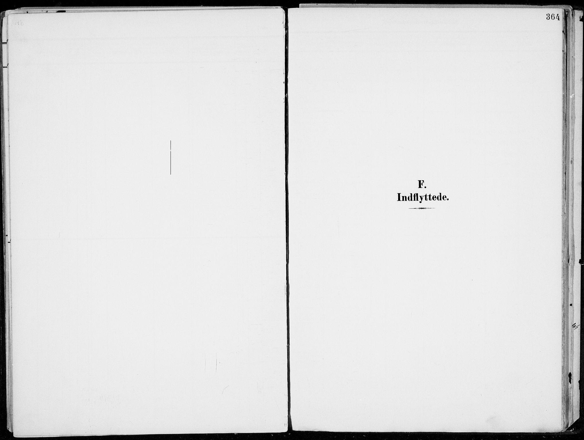 SAH, Lillehammer prestekontor, H/Ha/Haa/L0001: Ministerialbok nr. 1, 1901-1916, s. 364