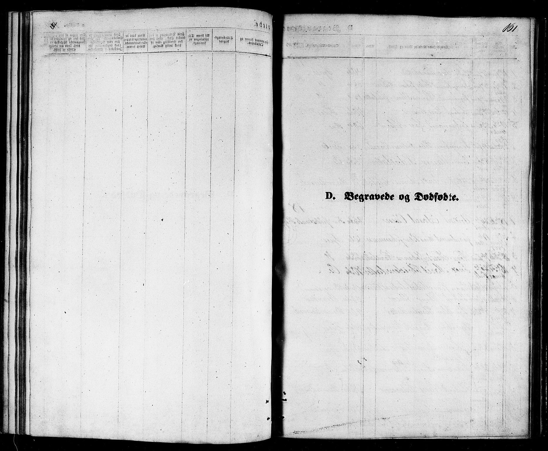 SAT, Ministerialprotokoller, klokkerbøker og fødselsregistre - Nordland, 803/L0075: Klokkerbok nr. 803C02, 1867-1881, s. 161