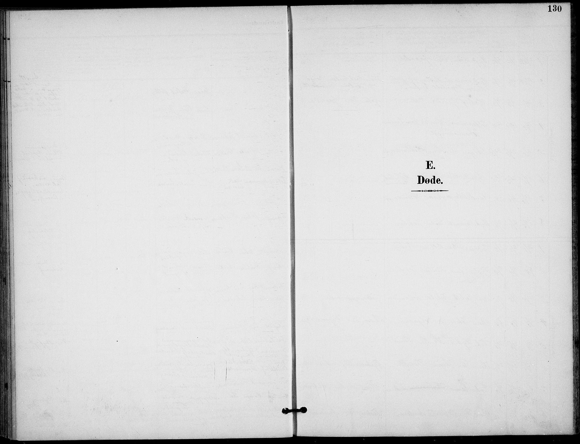 SAKO, Langesund kirkebøker, F/Fa/L0003: Ministerialbok nr. 3, 1893-1907, s. 130