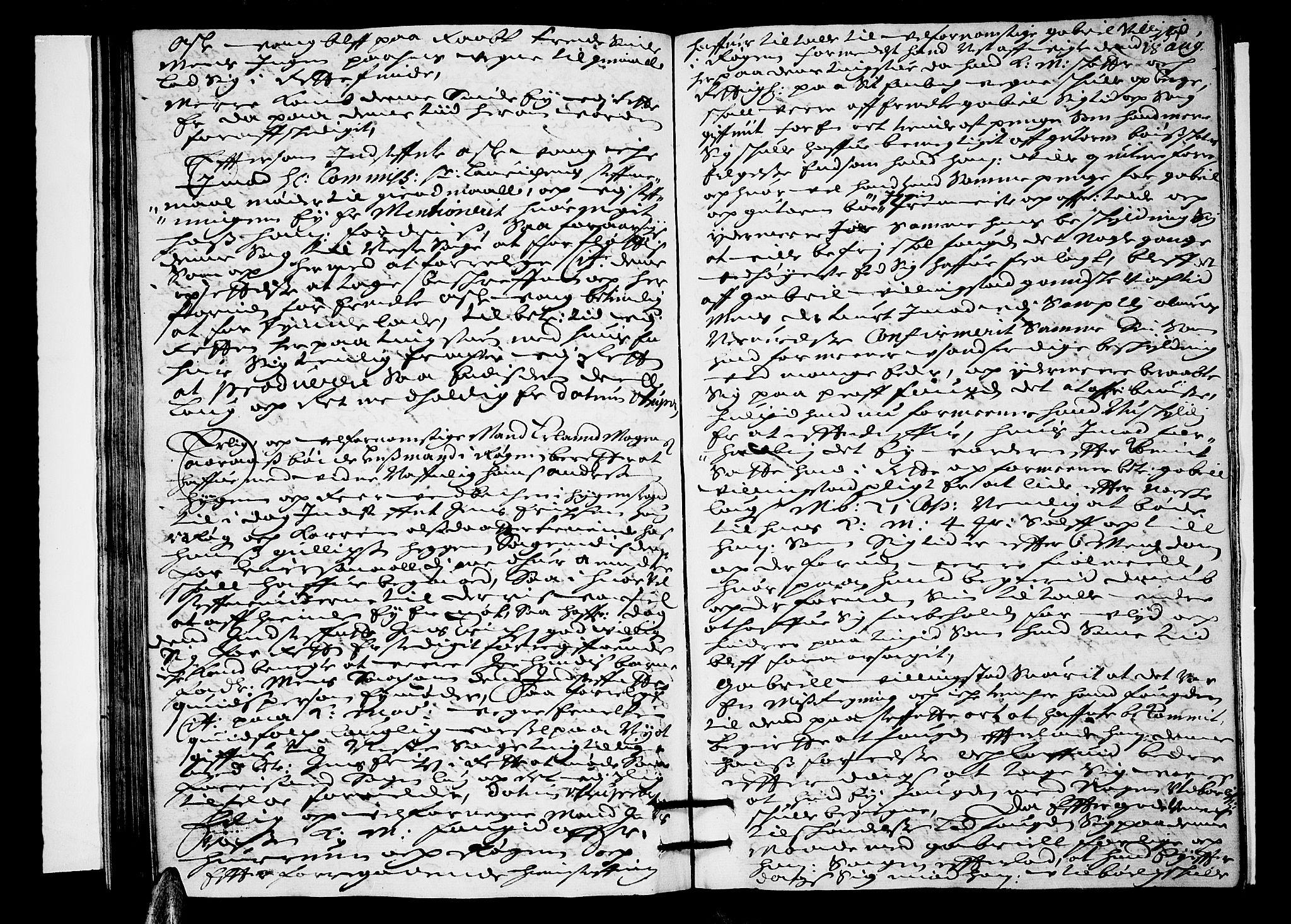 SAKO, Lier, Røyken og Hurum sorenskriveri, F/Fa/L0023: Tingbok, 1682, s. 51