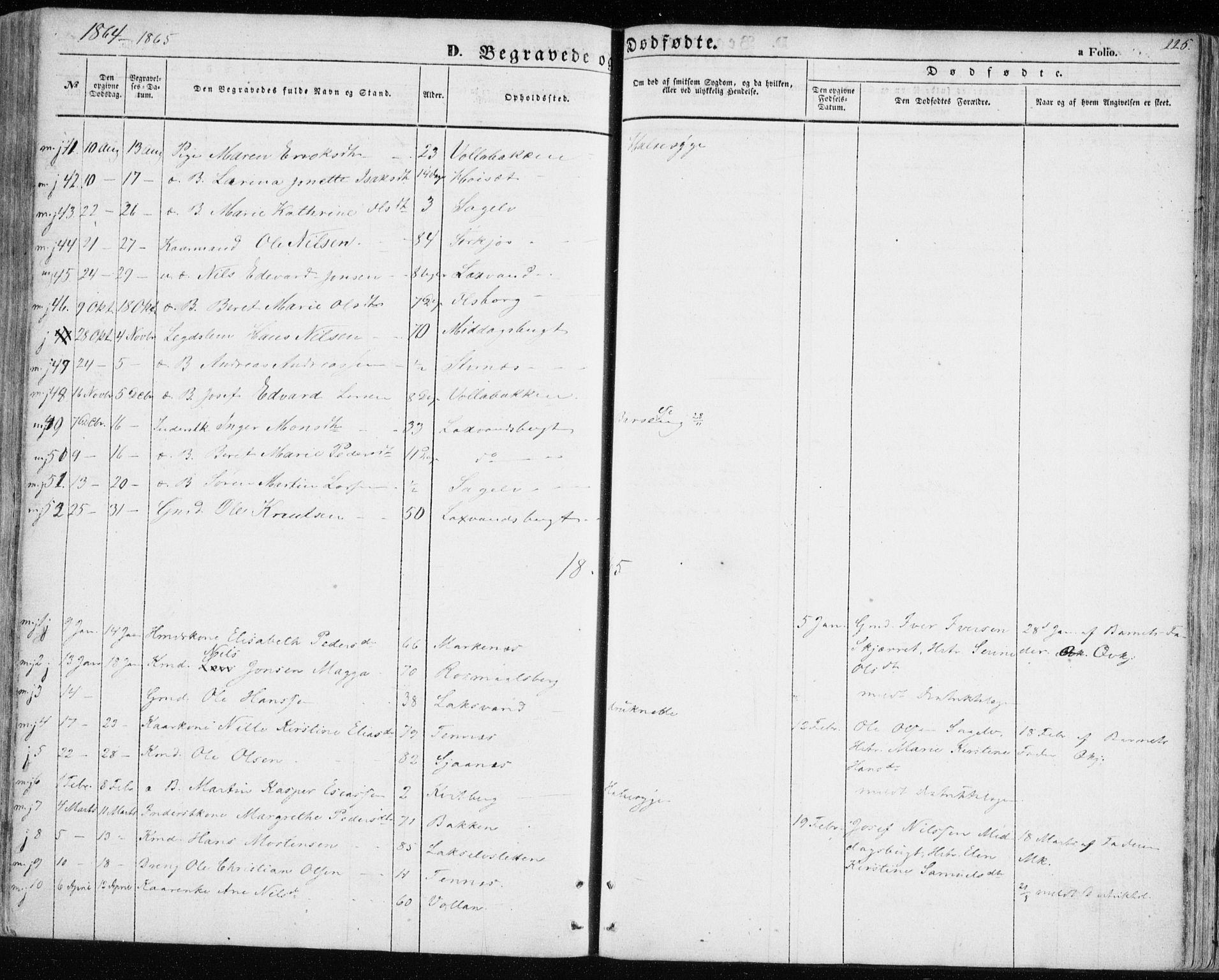 SATØ, Balsfjord sokneprestembete, Ministerialbok nr. 3, 1856-1870, s. 225