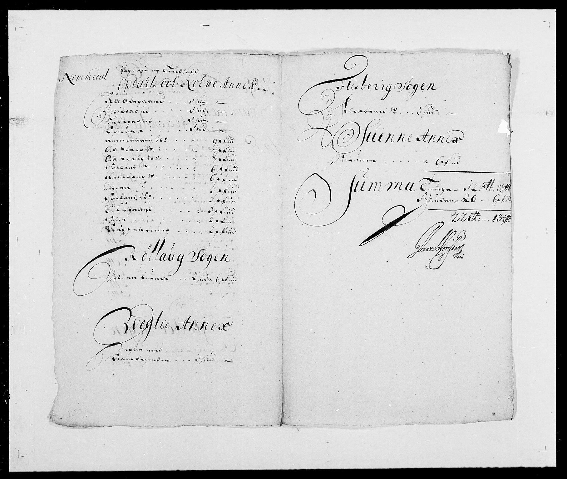 RA, Rentekammeret inntil 1814, Reviderte regnskaper, Fogderegnskap, R24/L1573: Fogderegnskap Numedal og Sandsvær, 1687-1691, s. 429