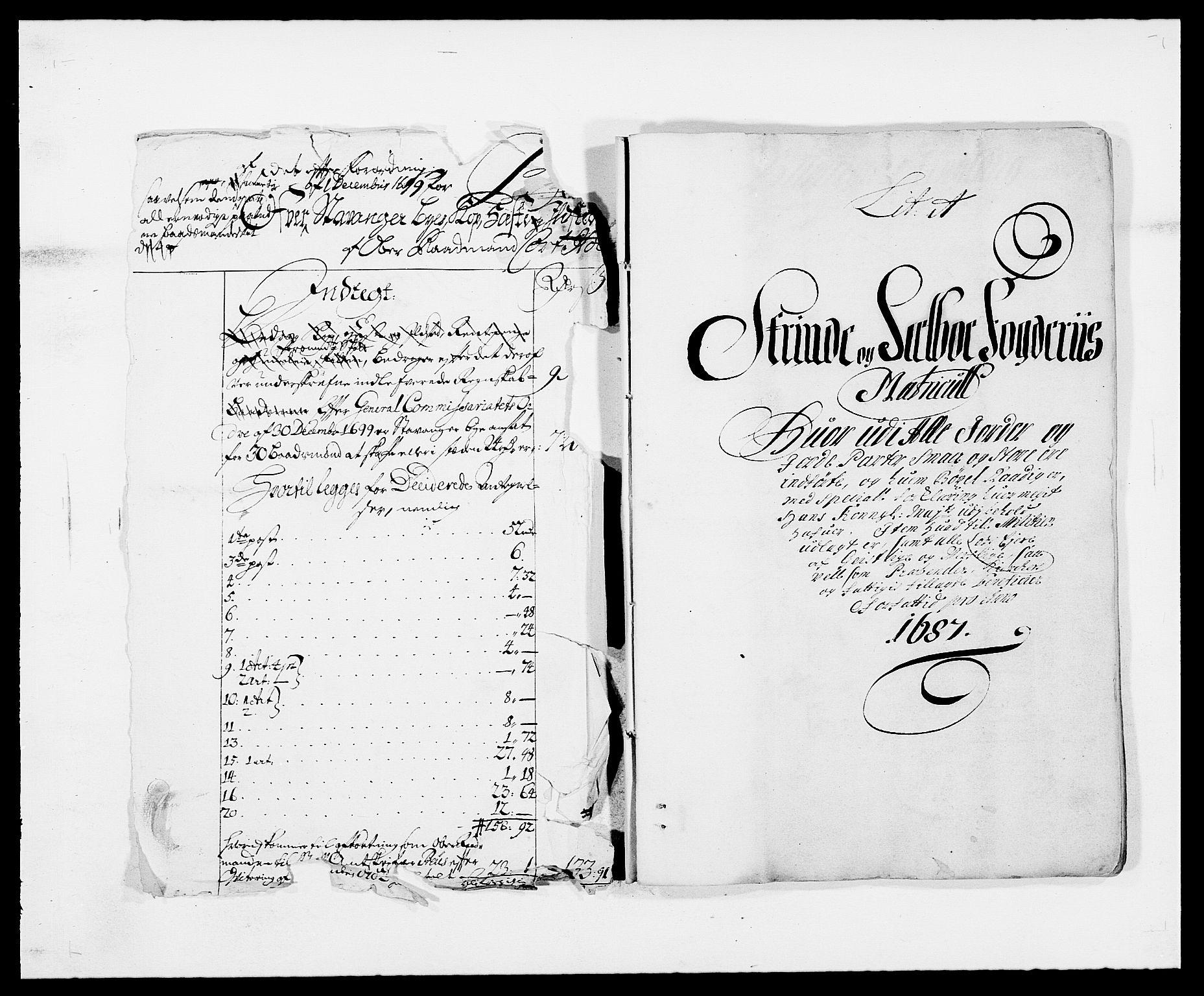 RA, Rentekammeret inntil 1814, Reviderte regnskaper, Fogderegnskap, R61/L4101: Fogderegnskap Strinda og Selbu, 1687-1688, s. 10