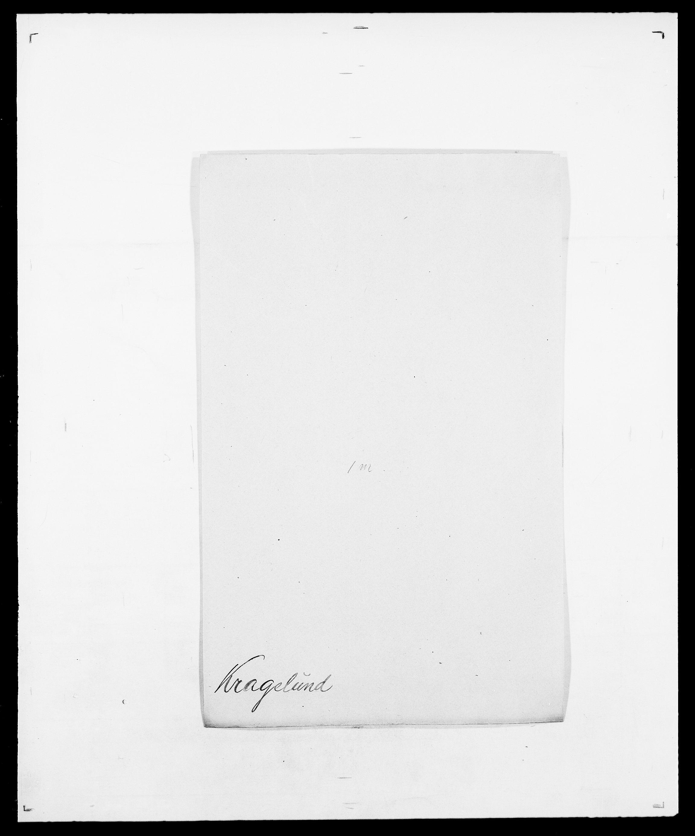 SAO, Delgobe, Charles Antoine - samling, D/Da/L0021: Klagenberg - Kristoft, s. 713