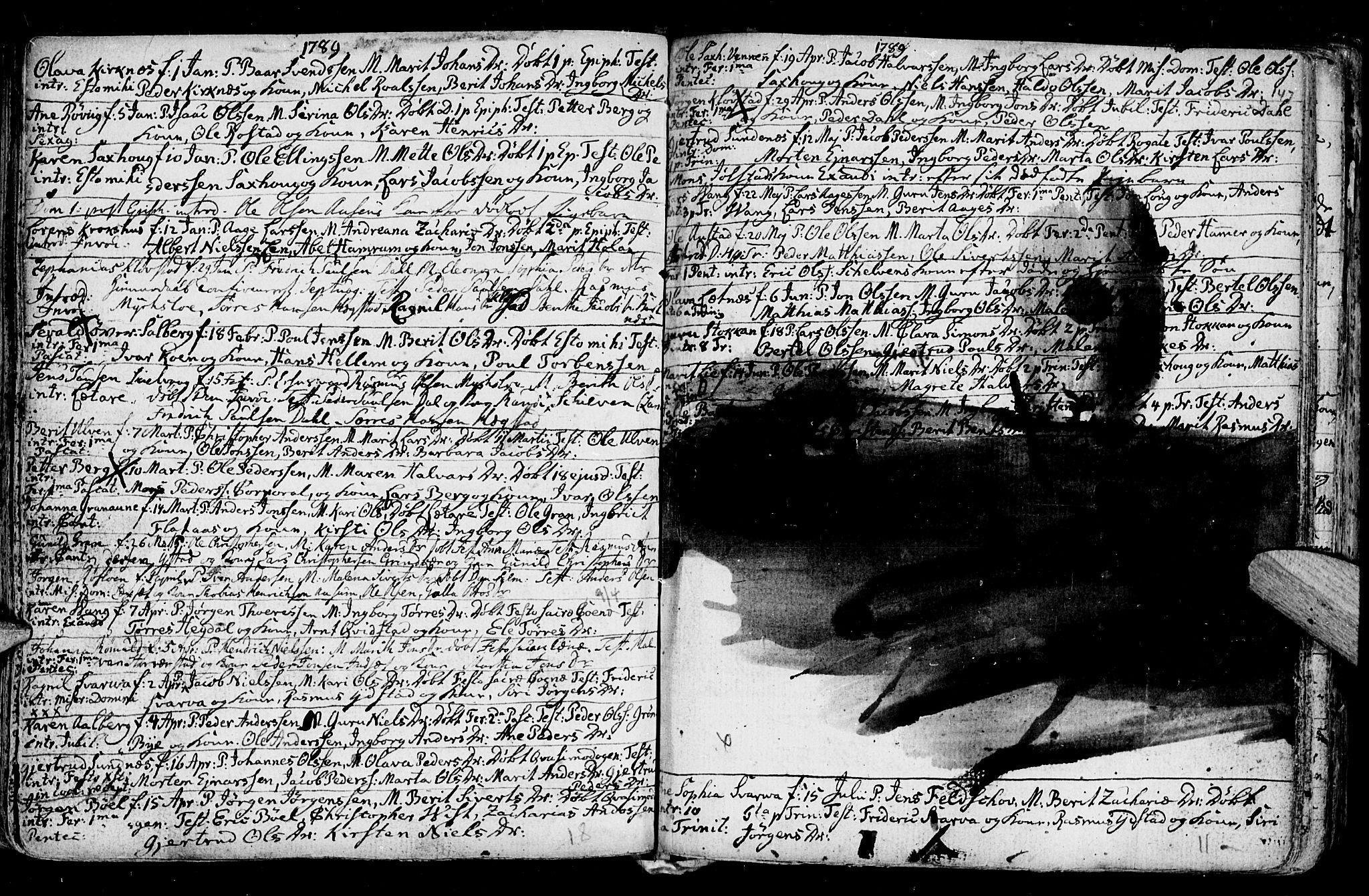 SAT, Ministerialprotokoller, klokkerbøker og fødselsregistre - Nord-Trøndelag, 730/L0273: Ministerialbok nr. 730A02, 1762-1802, s. 147