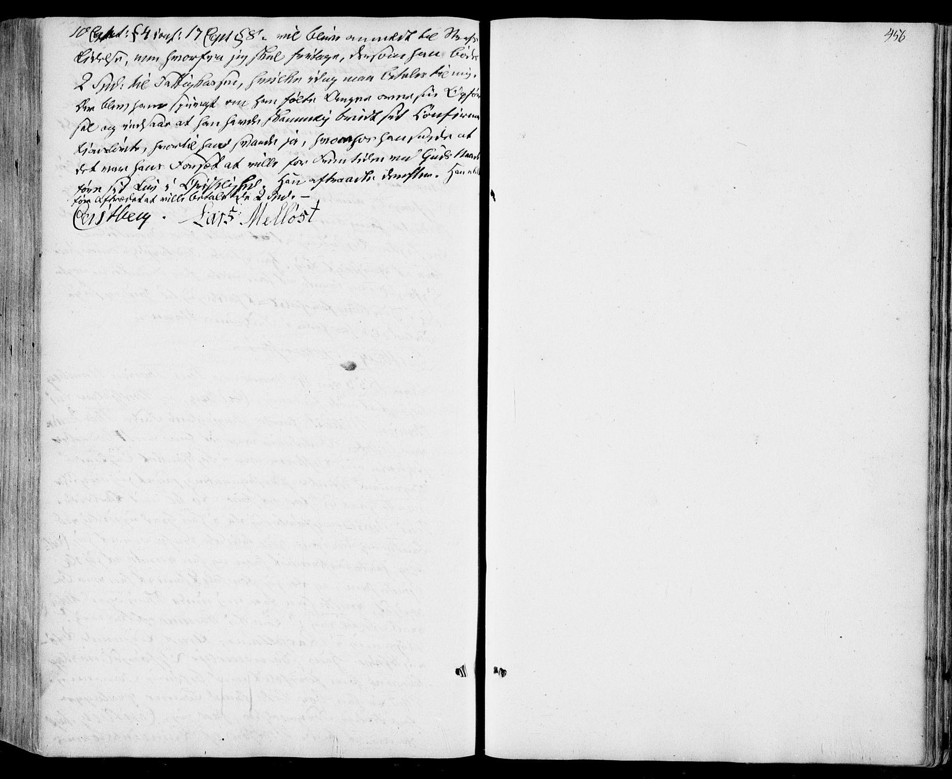SAKO, Sandar kirkebøker, F/Fa/L0006: Ministerialbok nr. 6, 1847-1860, s. 456