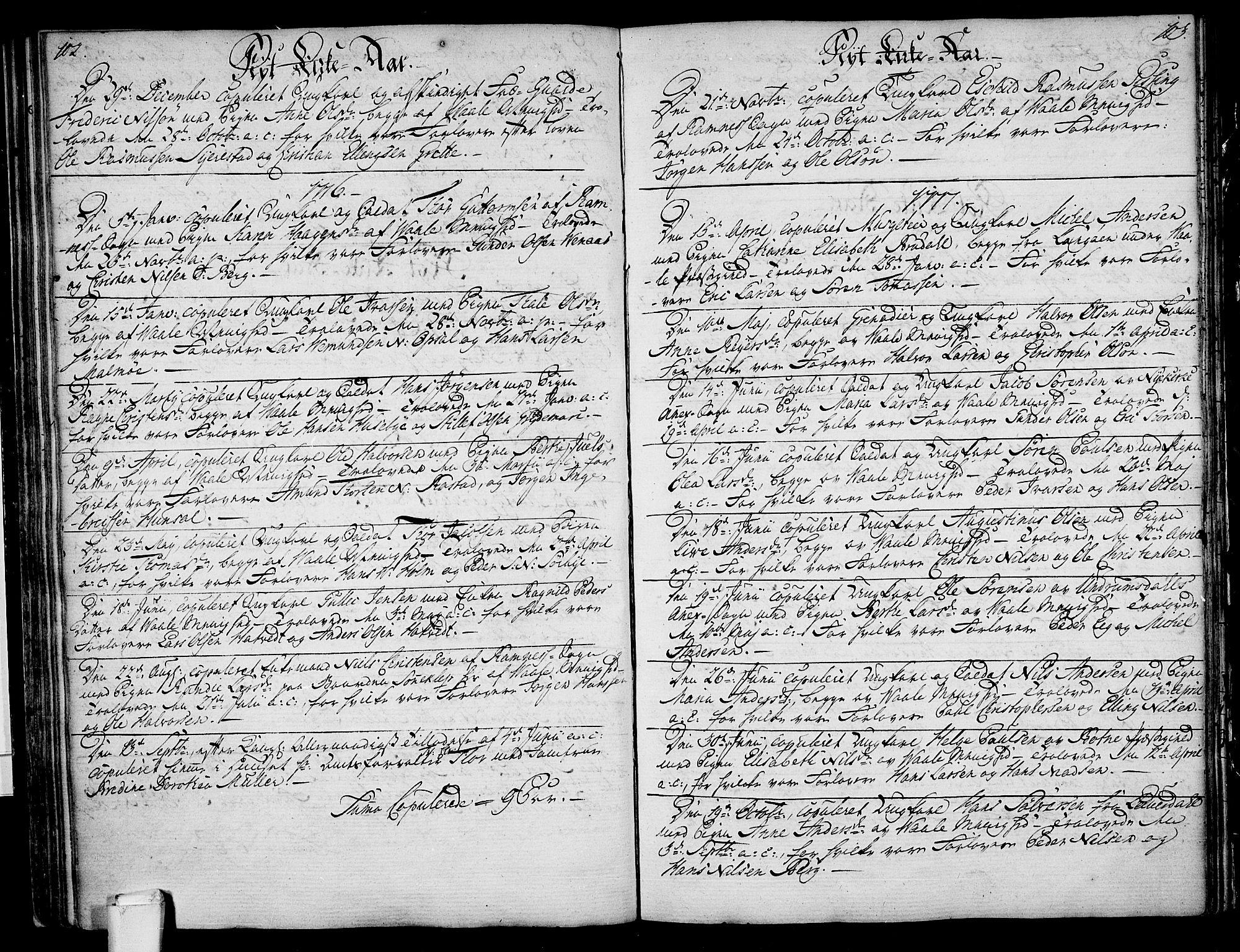 SAKO, Våle kirkebøker, F/Fa/L0005: Ministerialbok nr. I 5, 1773-1808, s. 102-103