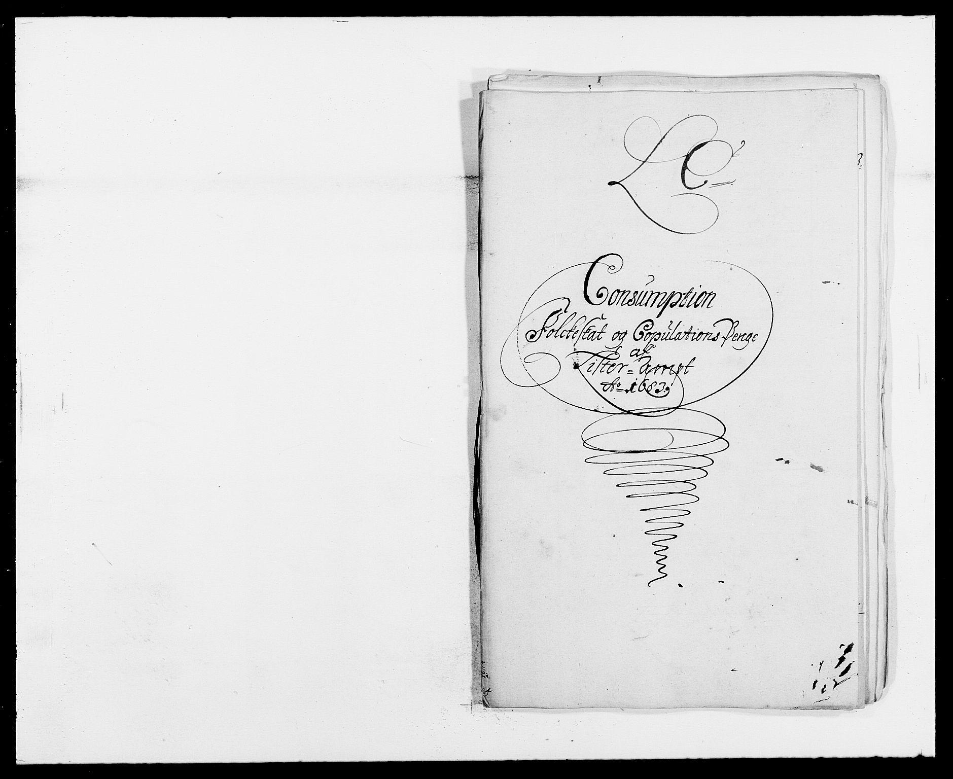 RA, Rentekammeret inntil 1814, Reviderte regnskaper, Fogderegnskap, R41/L2532: Fogderegnskap Lista, 1683, s. 77