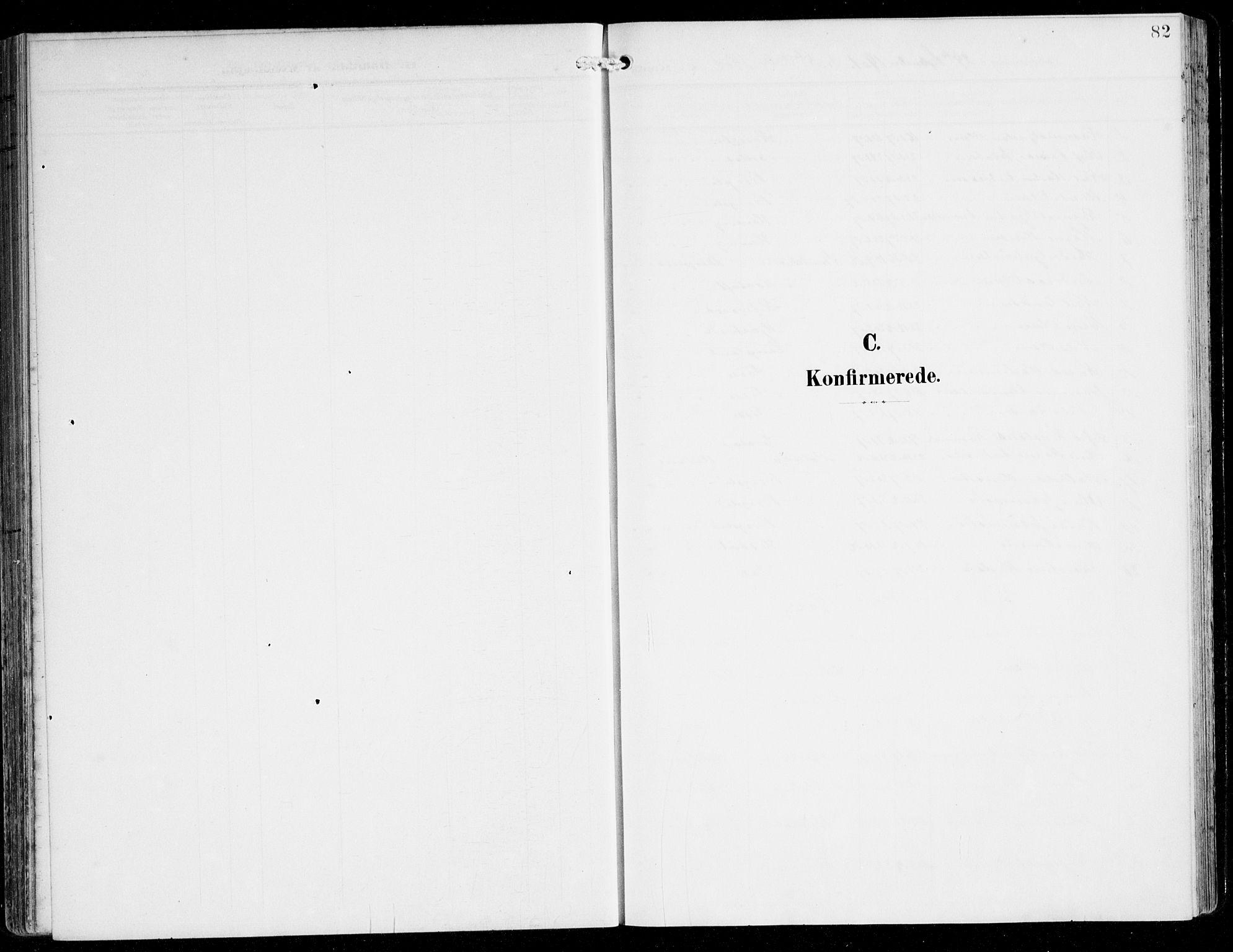 SAB, Alversund Sokneprestembete, H/Ha/Haa/Haac/L0002: Ministerialbok nr. C 2, 1901-1921, s. 82