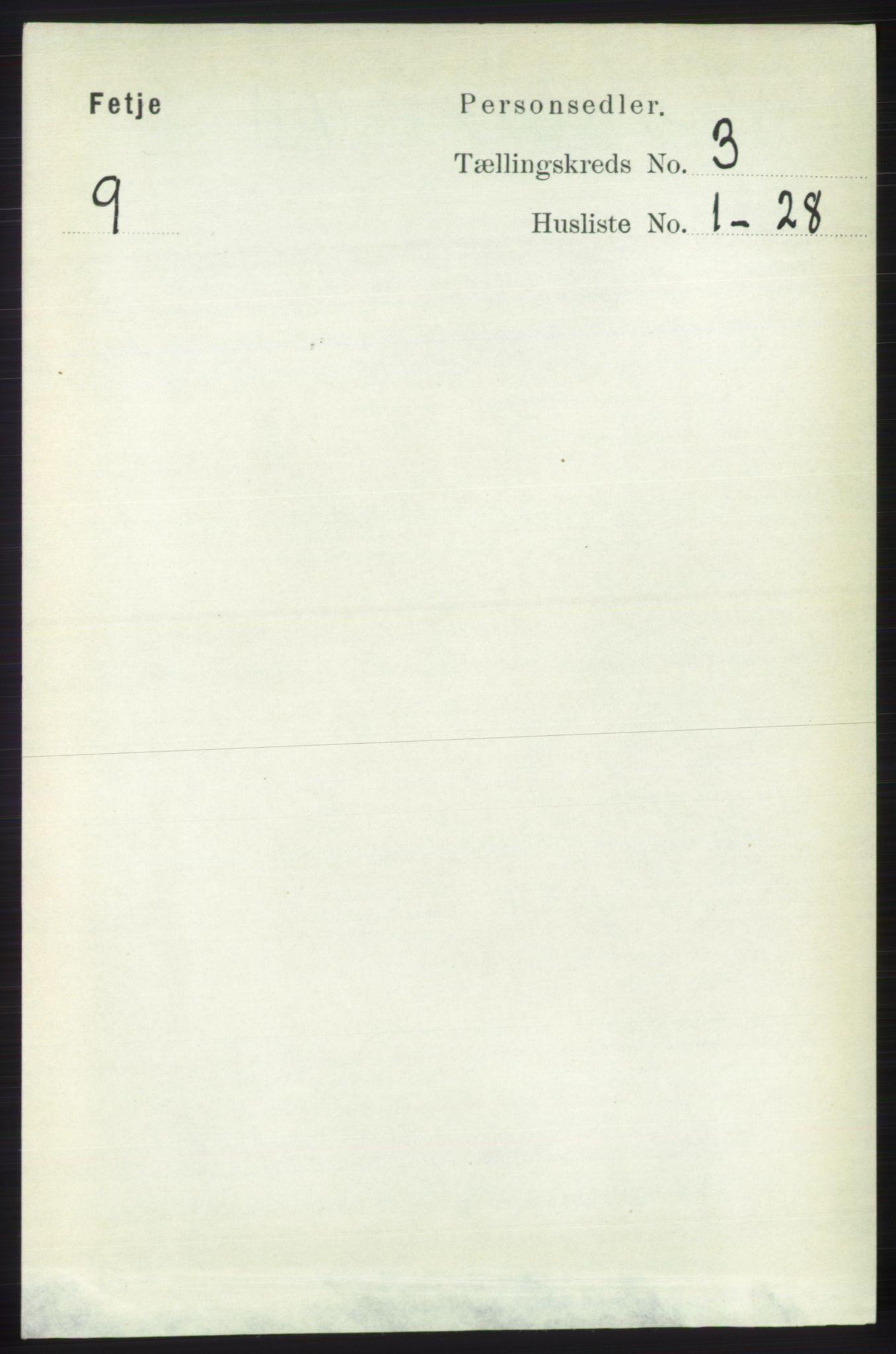 RA, Folketelling 1891 for 1222 Fitjar herred, 1891, s. 1015