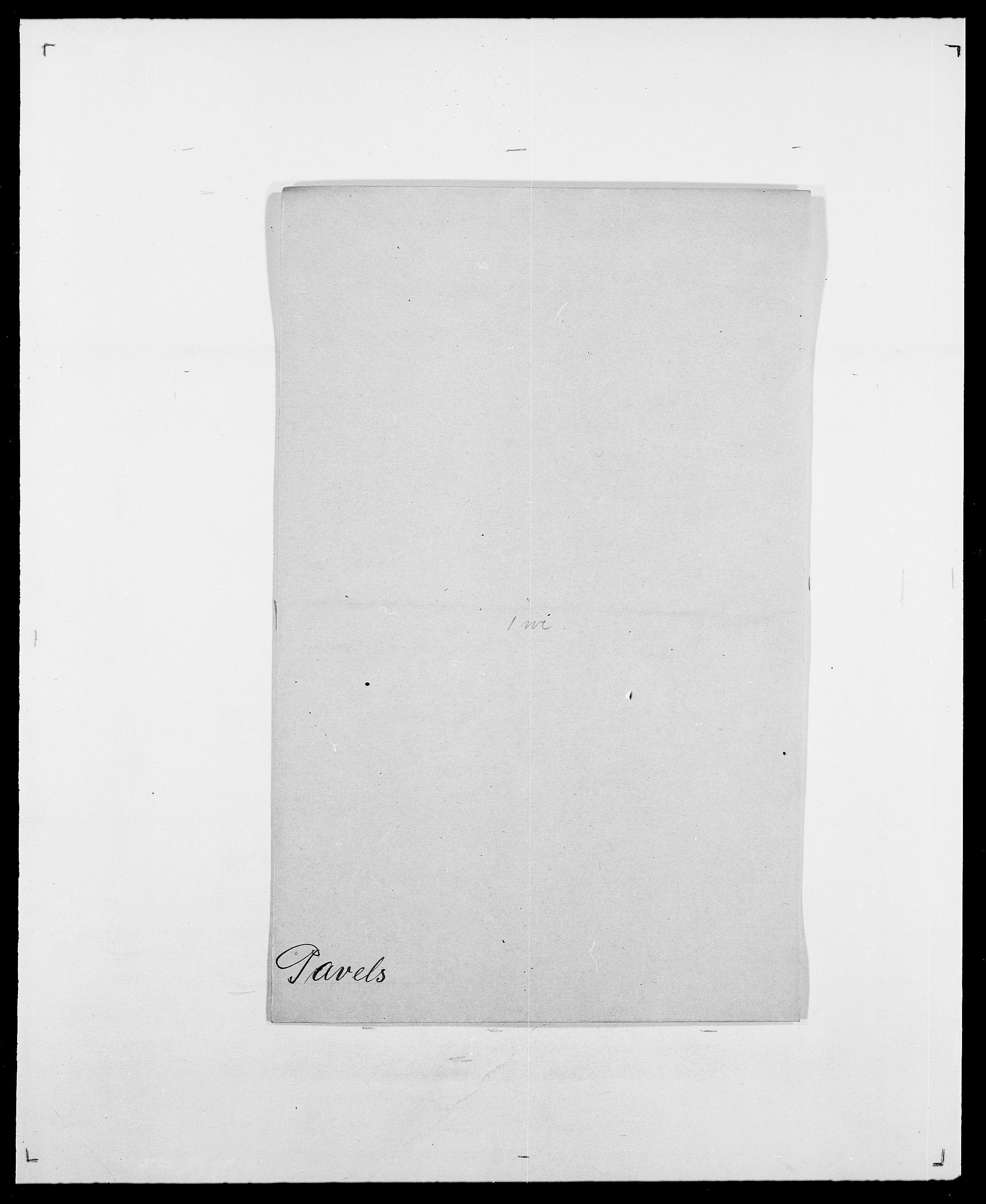SAO, Delgobe, Charles Antoine - samling, D/Da/L0030: Paars - Pittelkov, s. 248