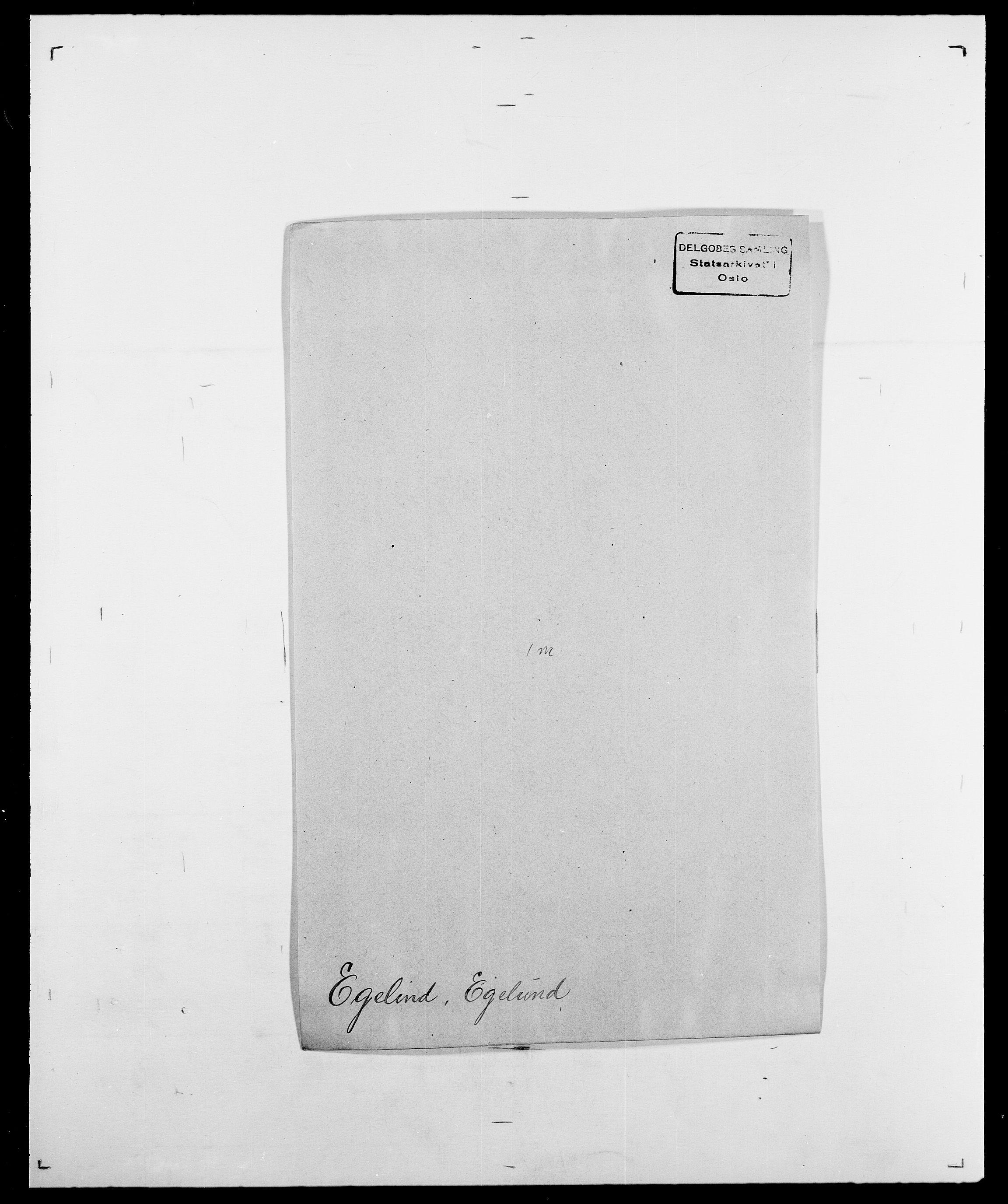 SAO, Delgobe, Charles Antoine - samling, D/Da/L0010: Dürendahl - Fagelund, s. 198