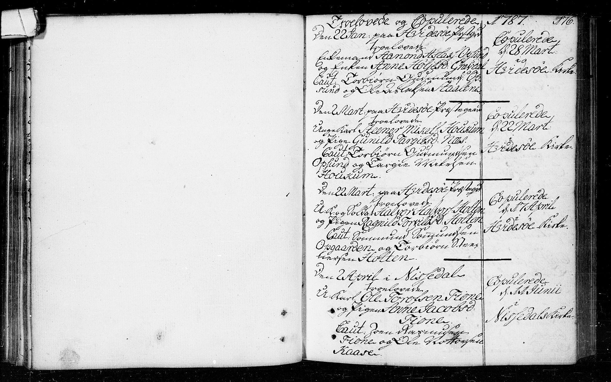 SAKO, Kviteseid kirkebøker, F/Fa/L0003: Ministerialbok nr. I 3, 1787-1799, s. 176