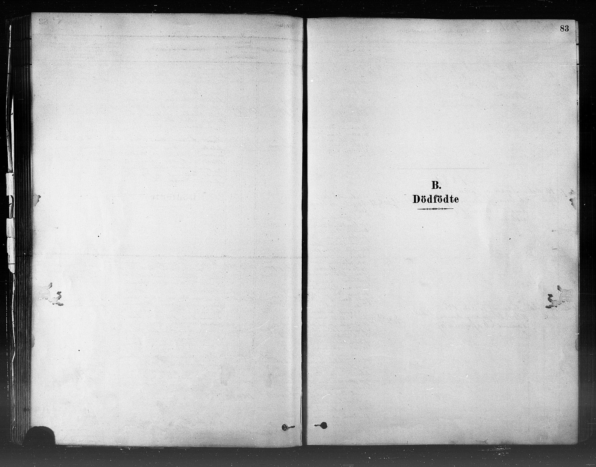 SATØ, Loppa sokneprestkontor, H/Ha/L0006kirke: Ministerialbok nr. 6, 1879-1895, s. 83