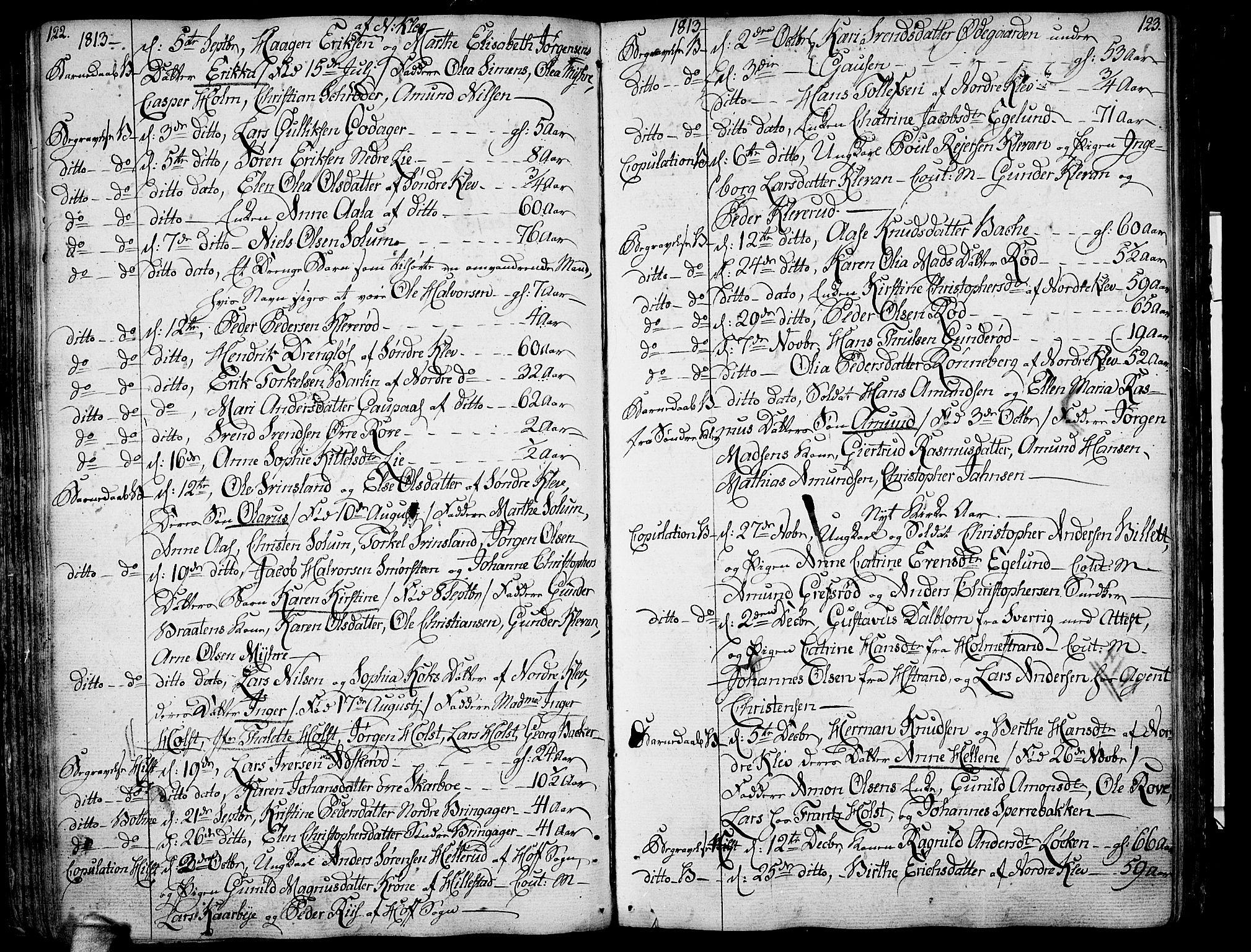 SAKO, Botne kirkebøker, F/Fa/L0003: Ministerialbok nr. I 3 /1, 1792-1844, s. 122-123