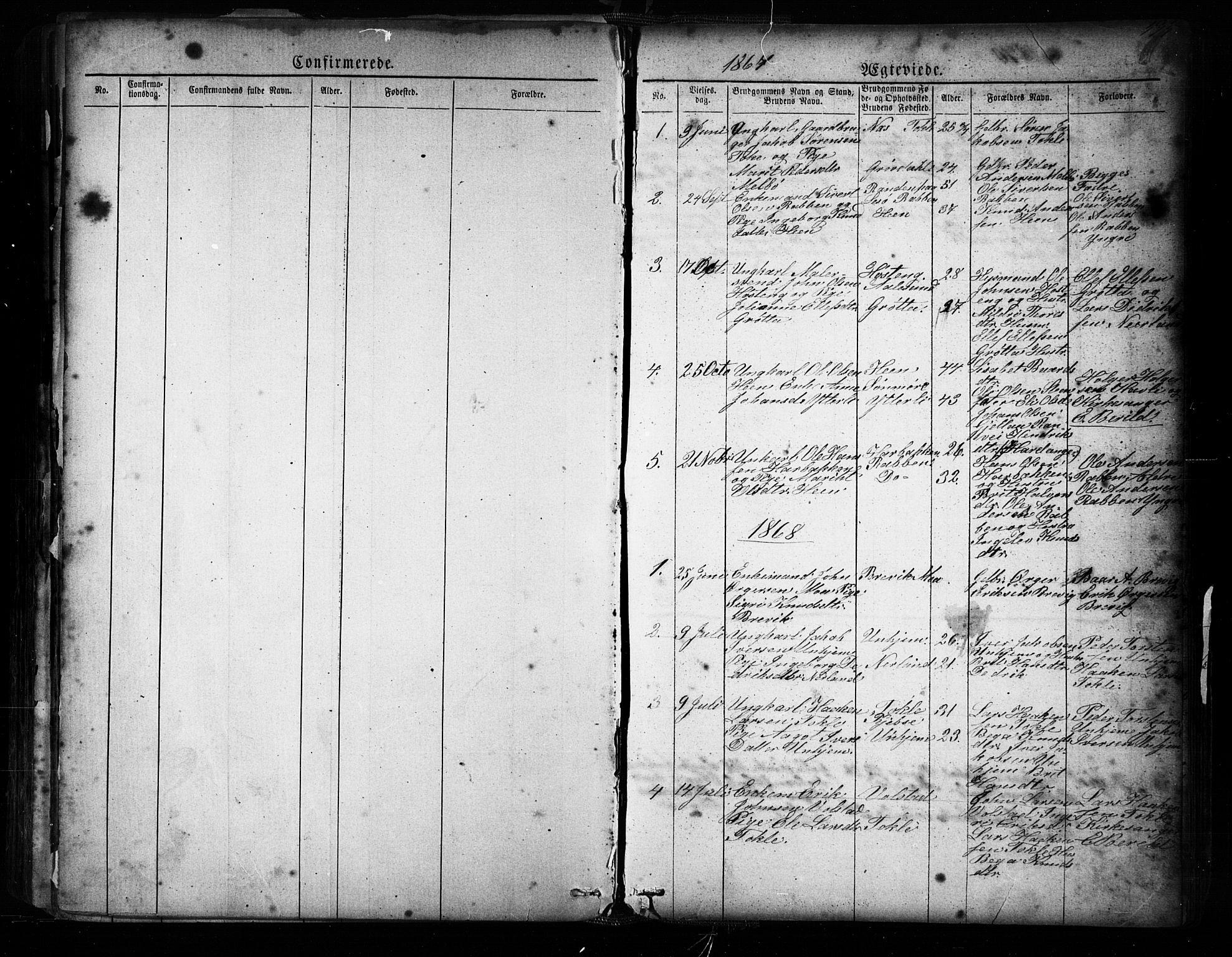 SAT, Ministerialprotokoller, klokkerbøker og fødselsregistre - Møre og Romsdal, 545/L0588: Klokkerbok nr. 545C02, 1867-1902, s. 194